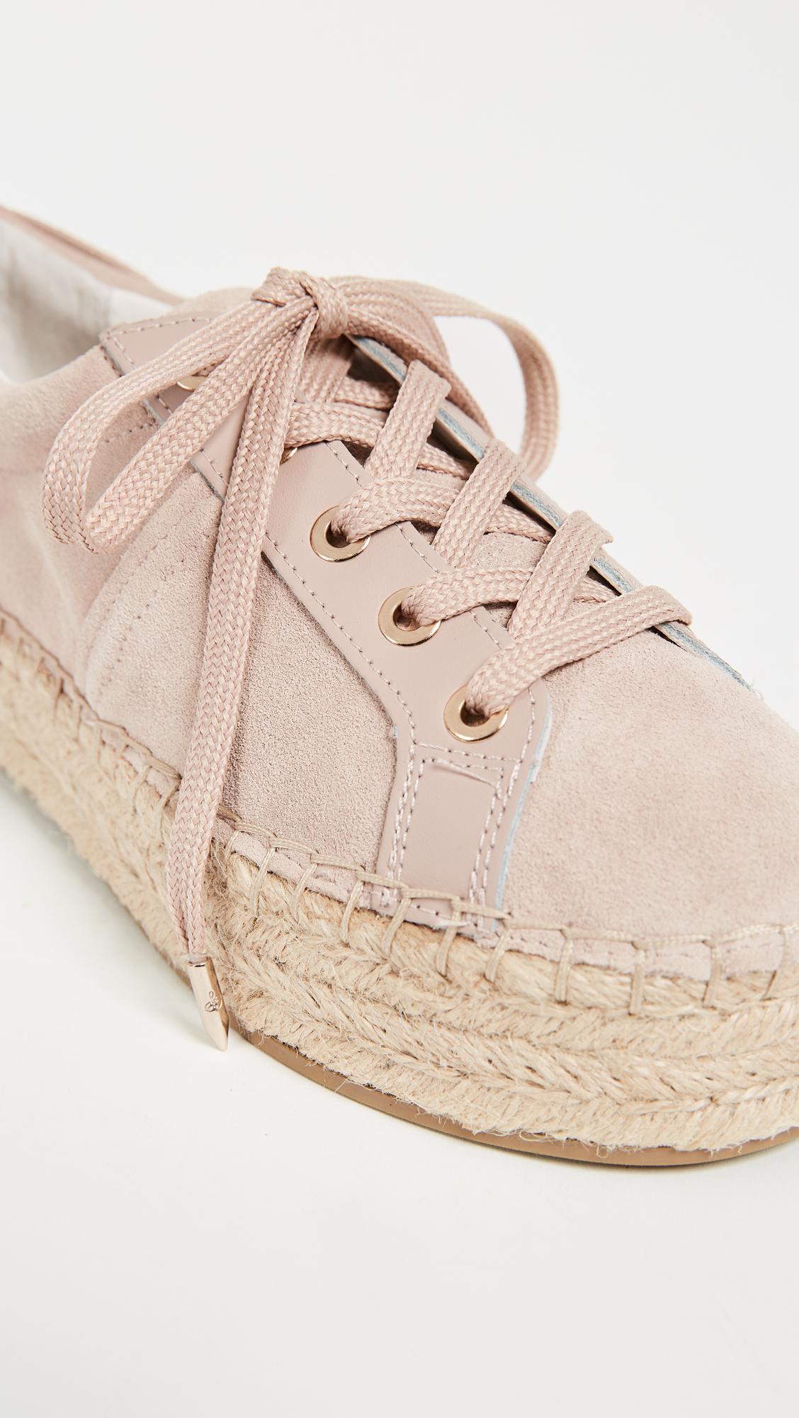 774cee01117d08 Sam Edelman Carleigh Platform Espadrille Sneakers