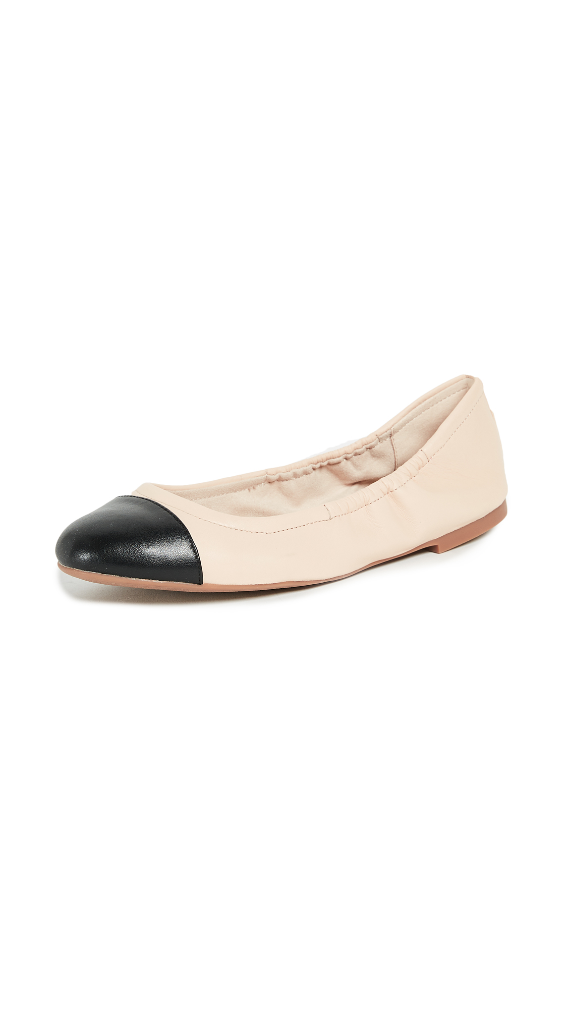 Sam Edelman Fraley Flats - Summer Sand/Black