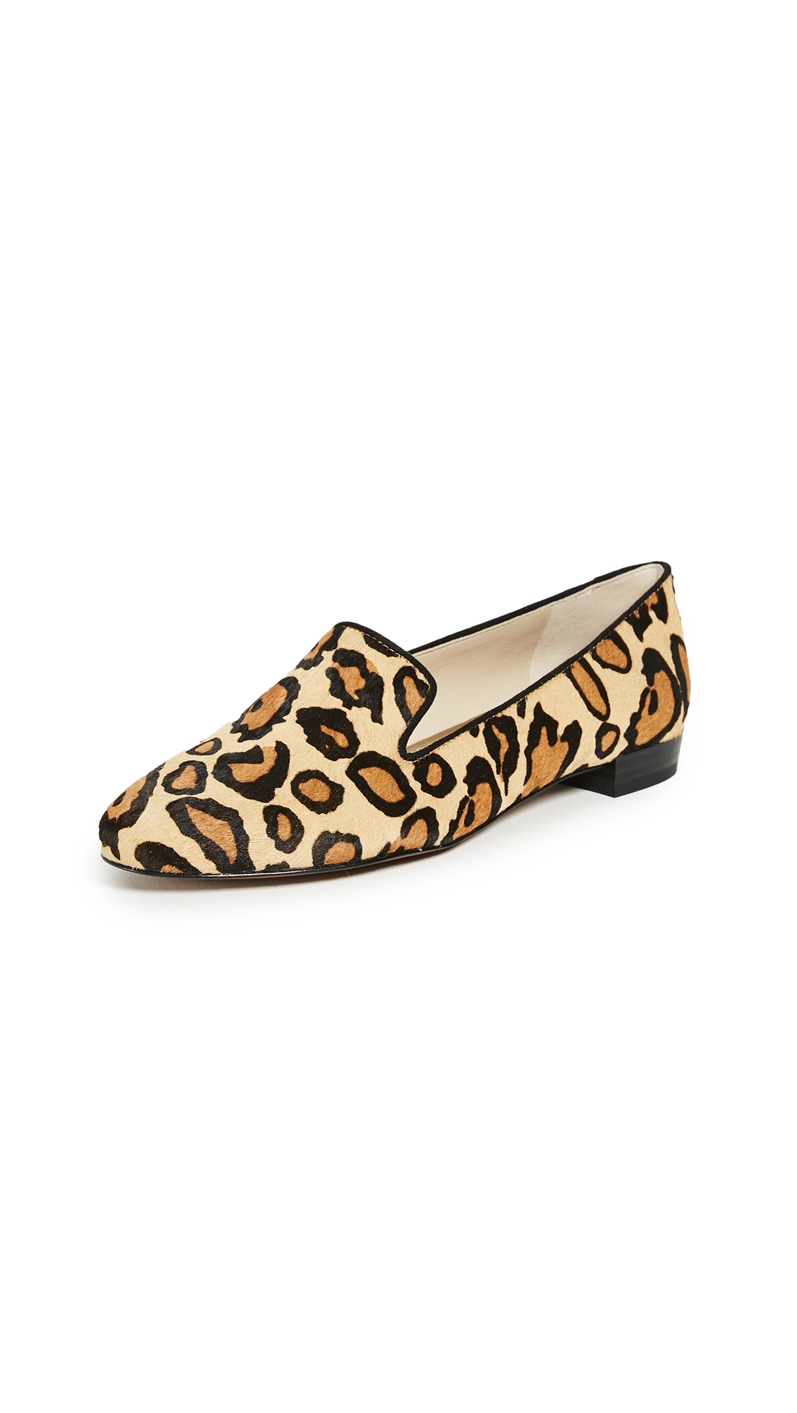 Sam Edelman Jordy Loafers - New Nude Leopard