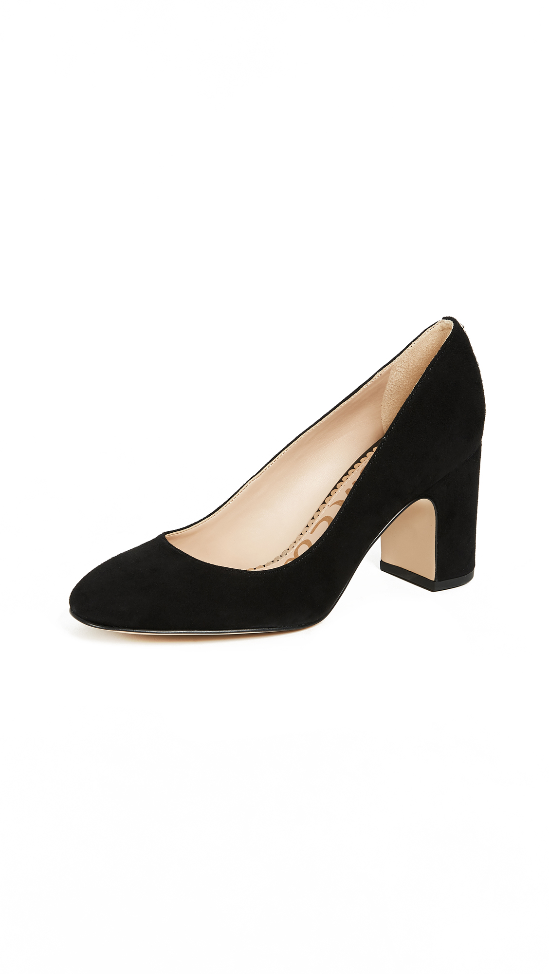 Sam Edelman Junie Pumps - Black