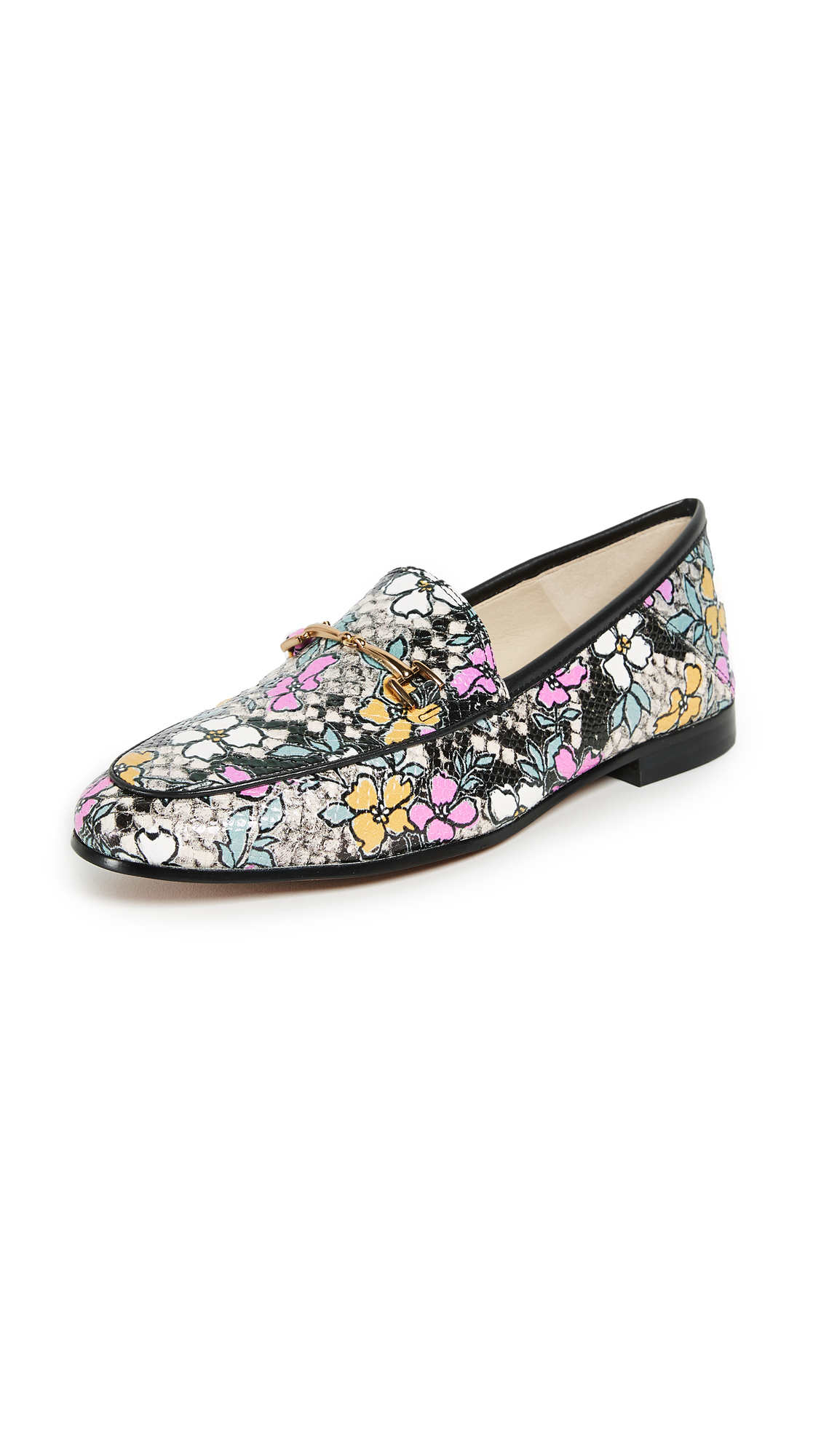 Sam Edelman Loraine Loafers - Bright Multi/Black