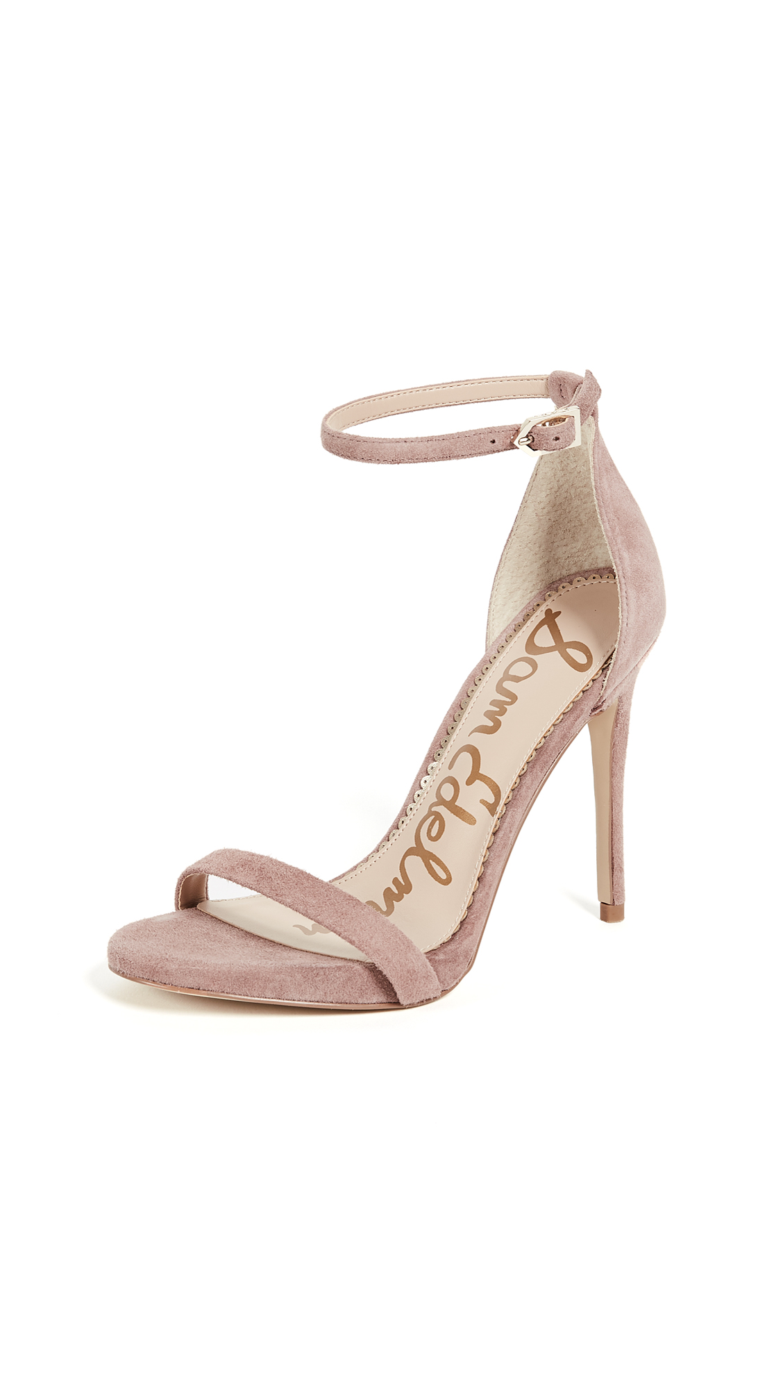 Sam Edelman Ariella Sandals - Dusty Rose