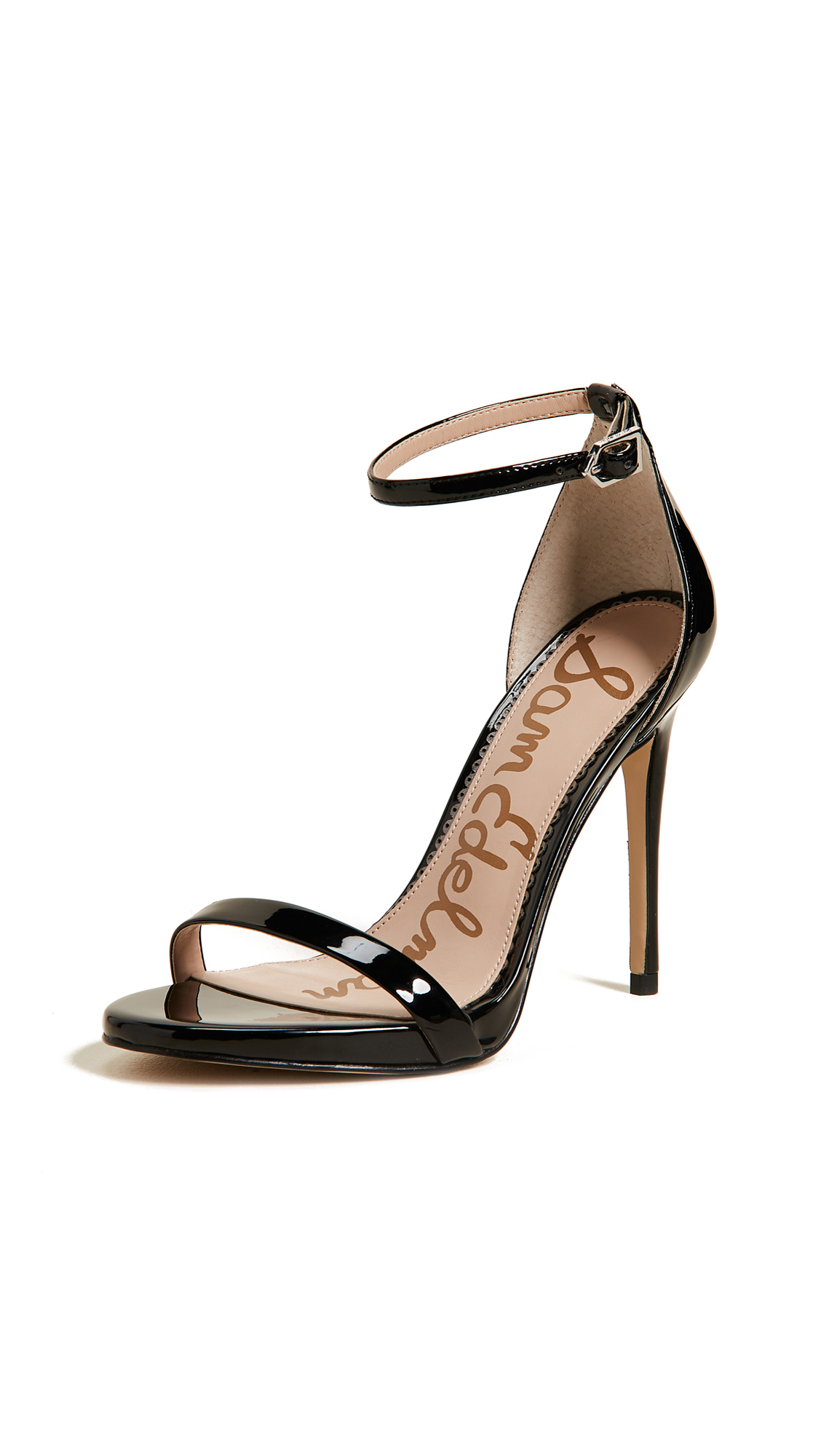 Sam Edelman Ariella Sandals - Black