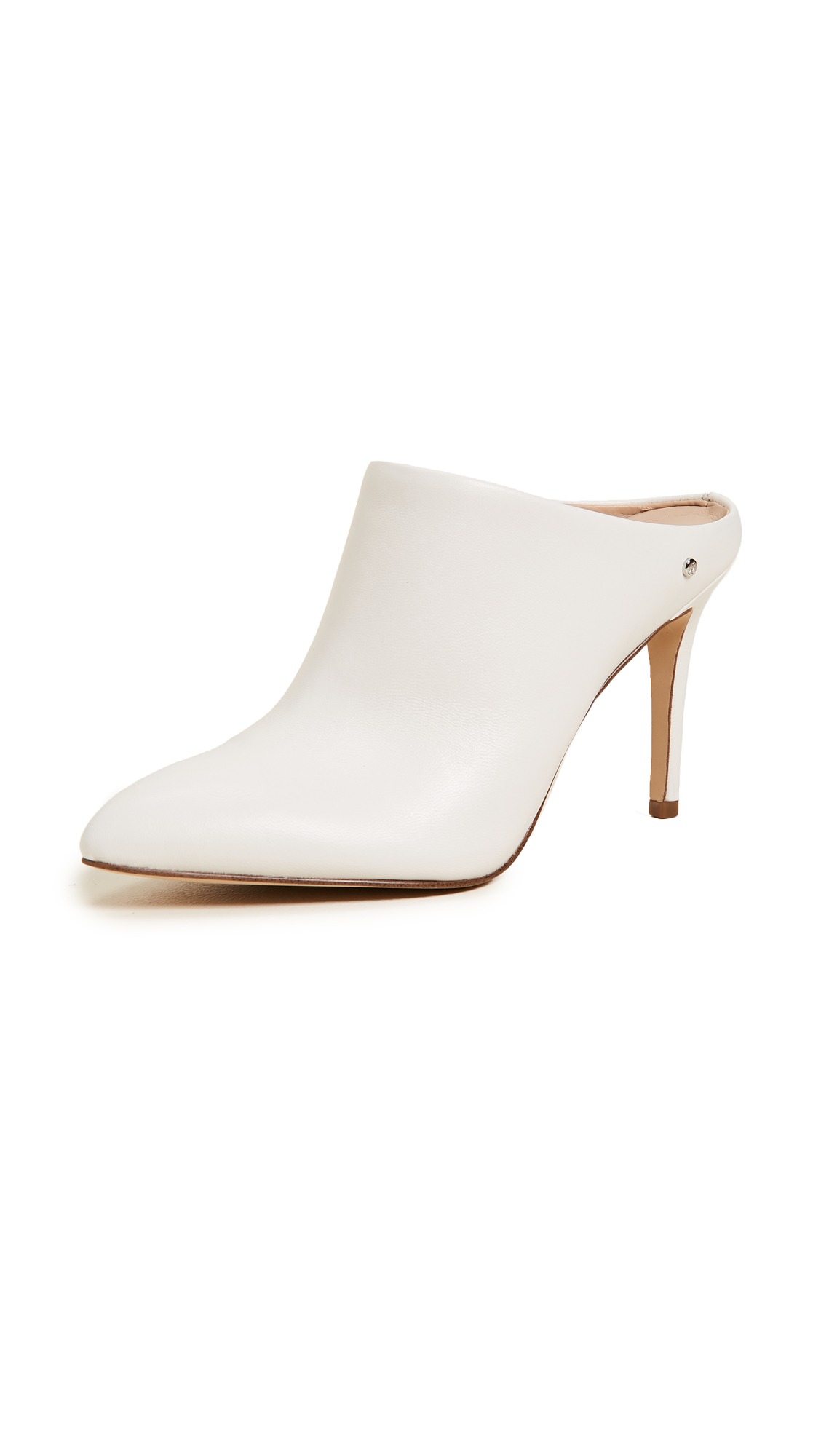 Sam Edelman Oran Mules - Bright White