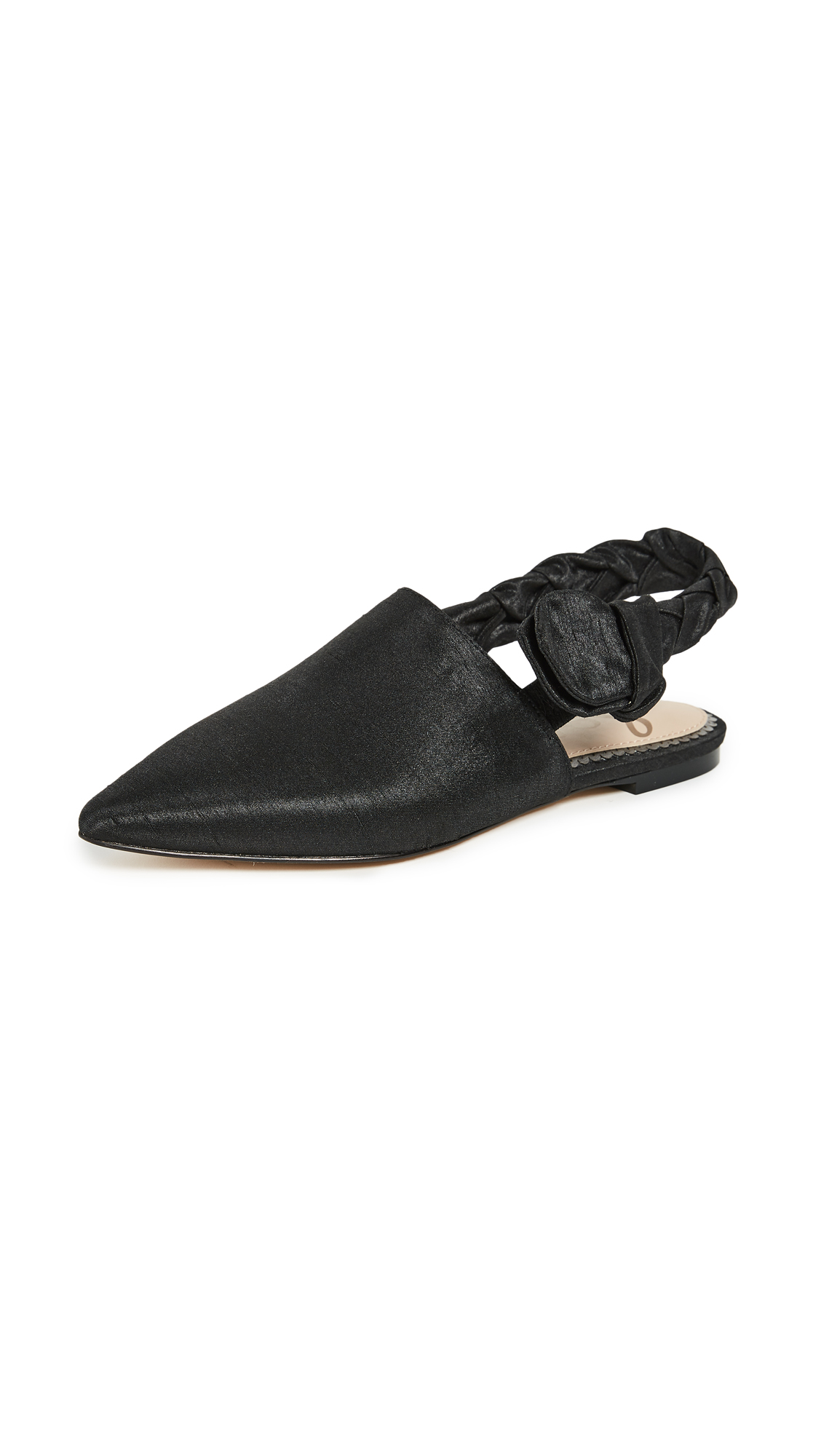 Sam Edelman Rivers Flats - Black