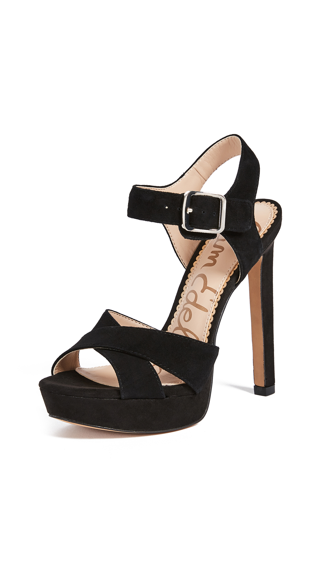 Sam Edelman Willa Sandals - Black