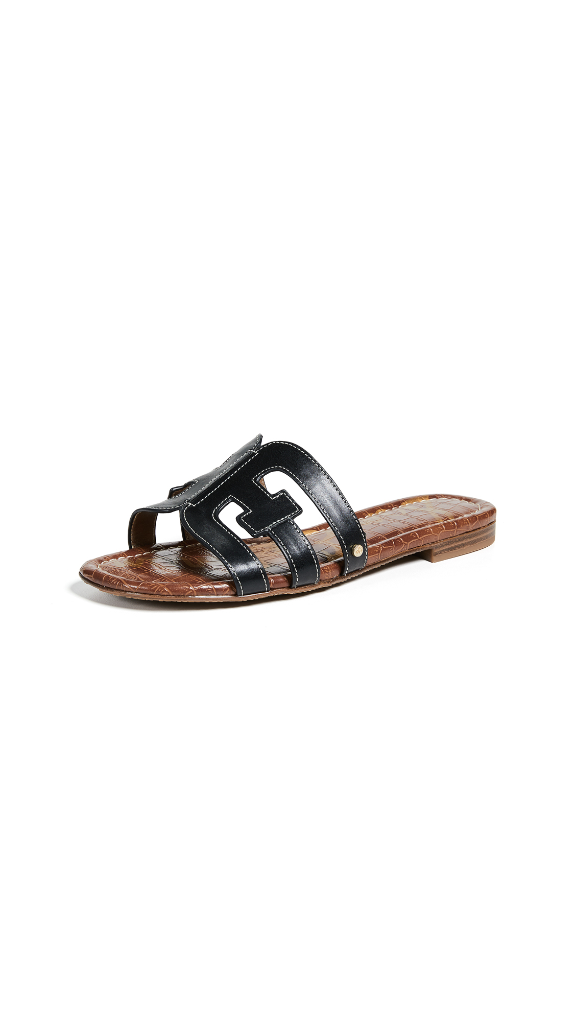 Sam Edelman Bay Slides - Black