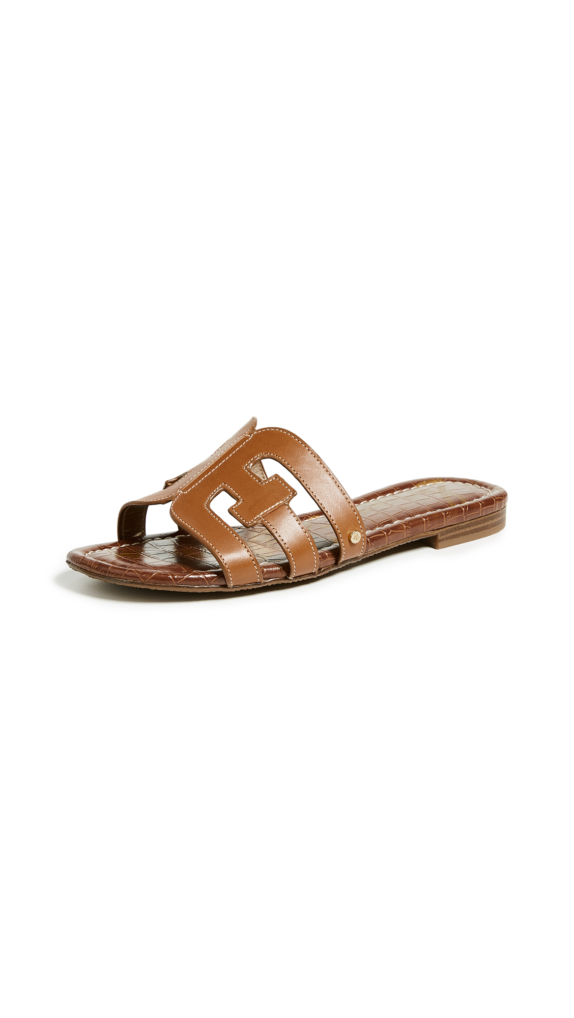 Sam Edelman Bay Slides - Saddle