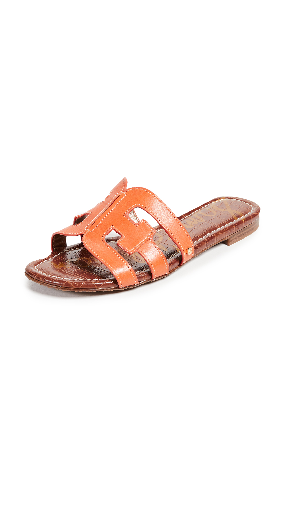 Sam Edelman Bay Slides - Tangelo