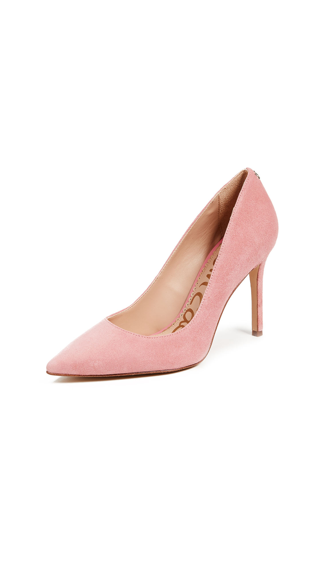 Sam Edelman Hazel Pumps - Pink Lemonade