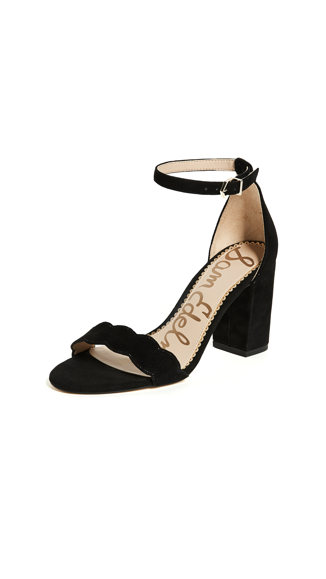 Sam Edelman Odila Sandals - Black