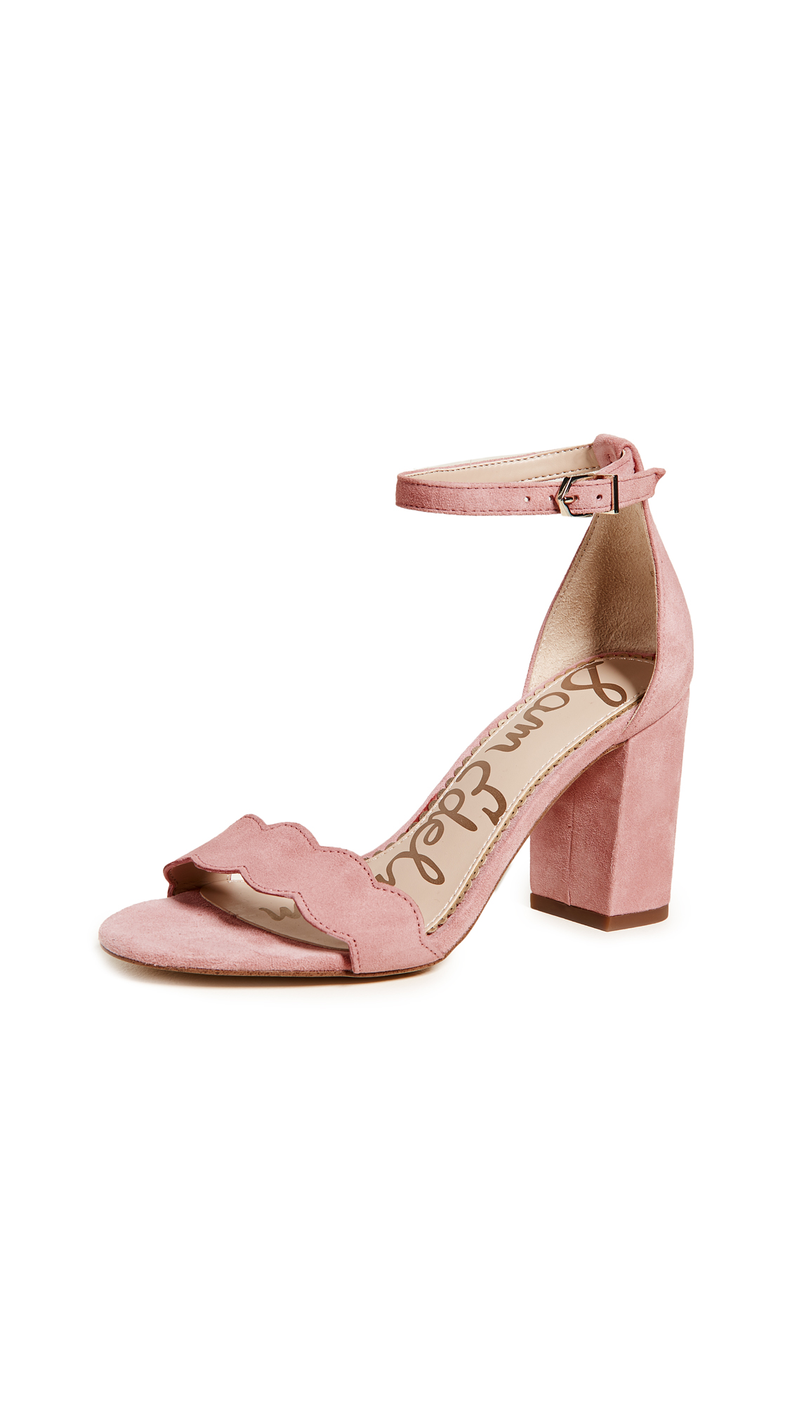 Sam Edelman Odila Sandals - Pink Lemonade