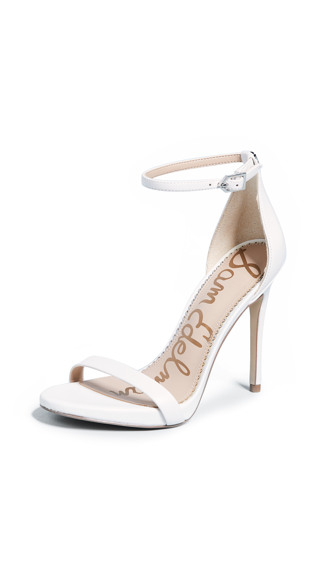 Sam Edelman Ariella Sandals - Bright White