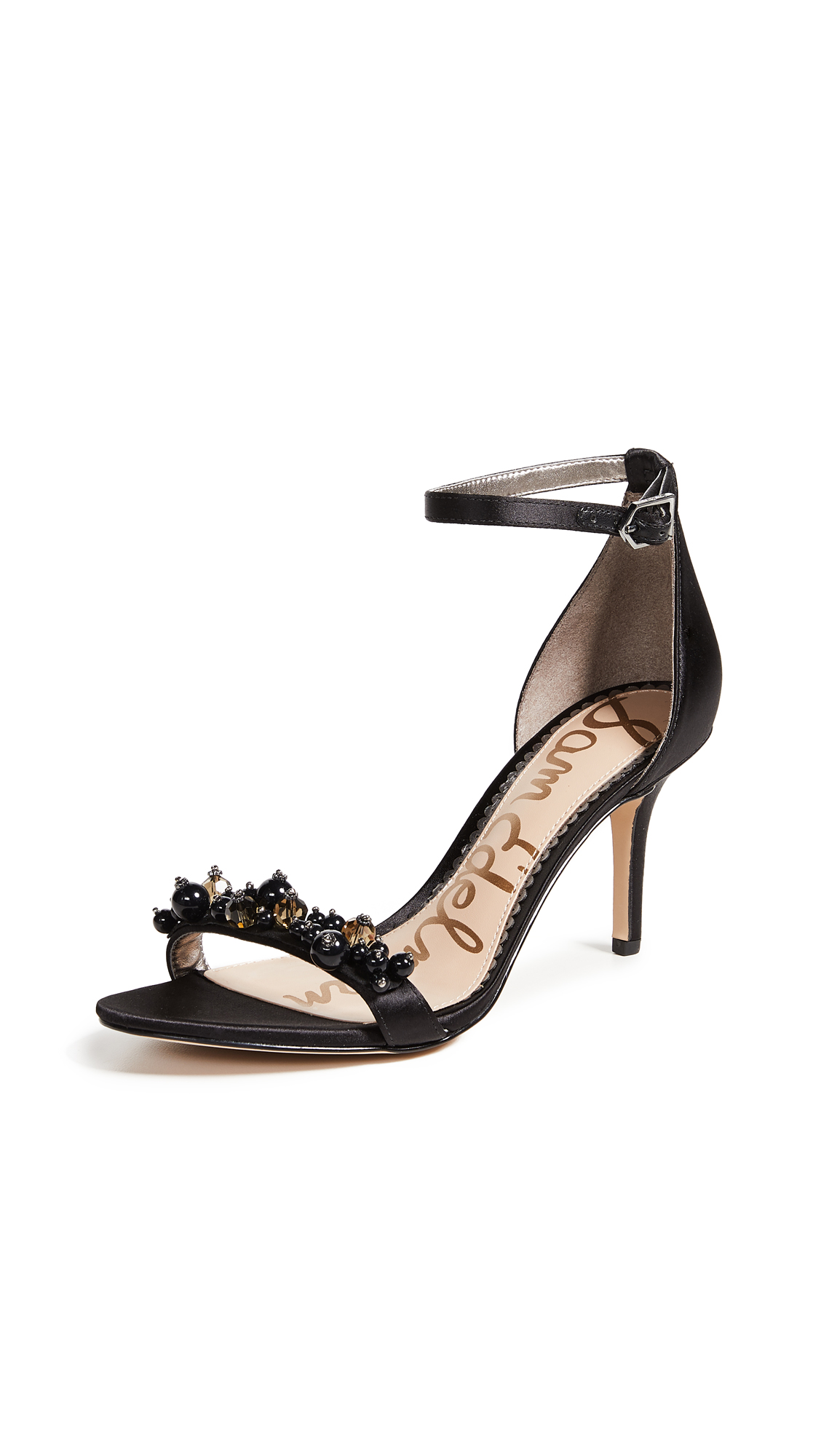 Sam Edelman Platt Sandals - Black