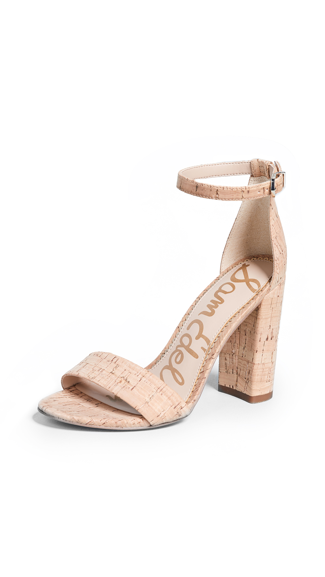 Sam Edelman Yaro Sandals - Natural