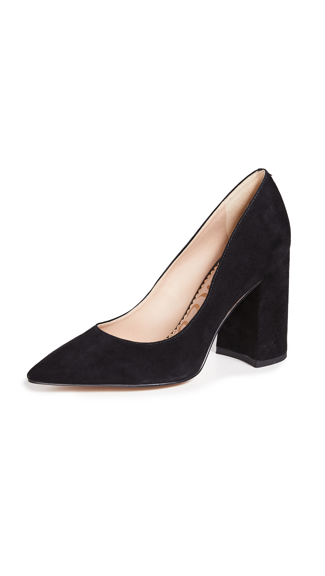 Sam Edelman Halton Pumps - Black