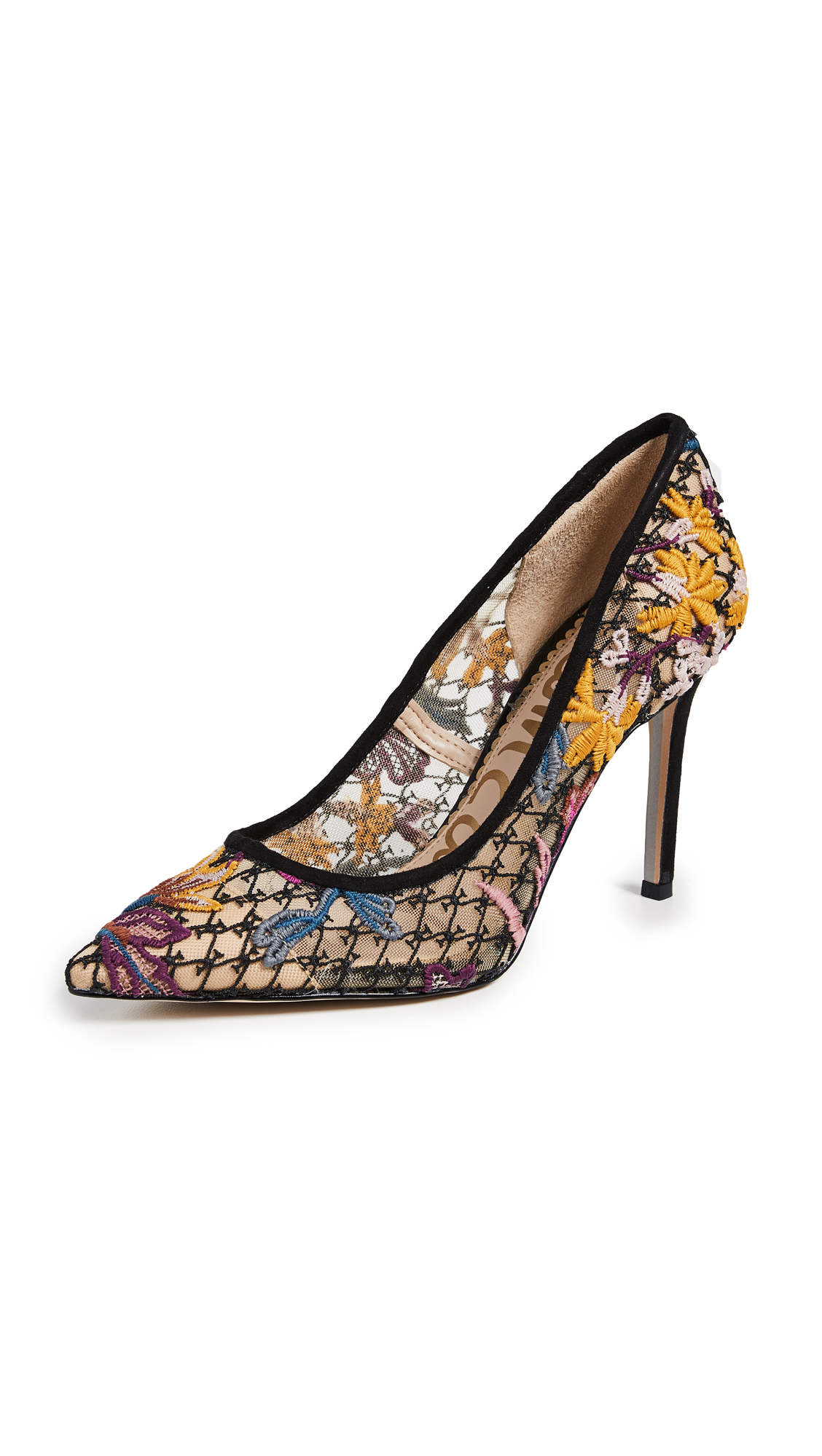 Sam Edelman Hazel Pumps - Bright Multi