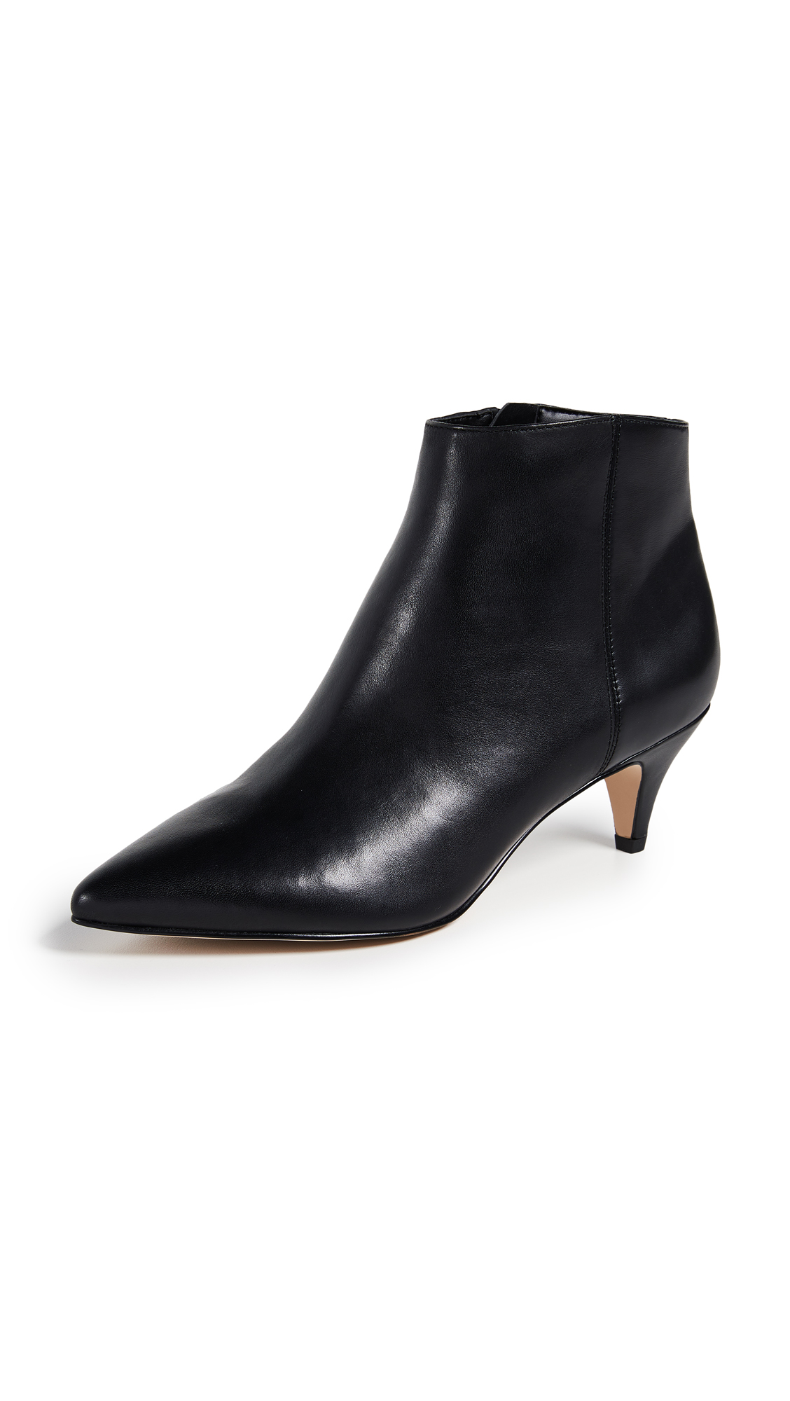 Sam Edelman Kinzey Booties - Black