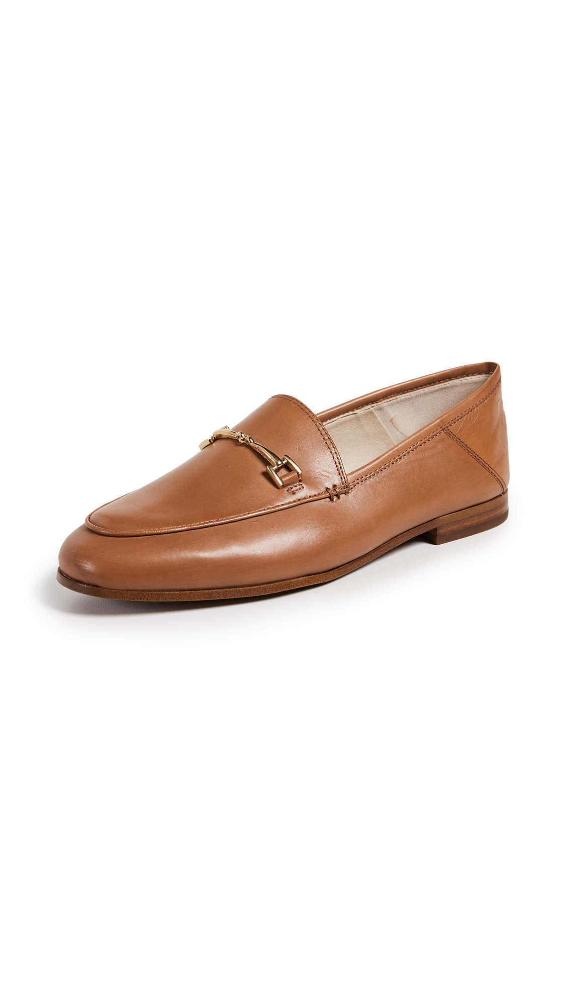 Sam Edelman Loraine Loafers - Saddle