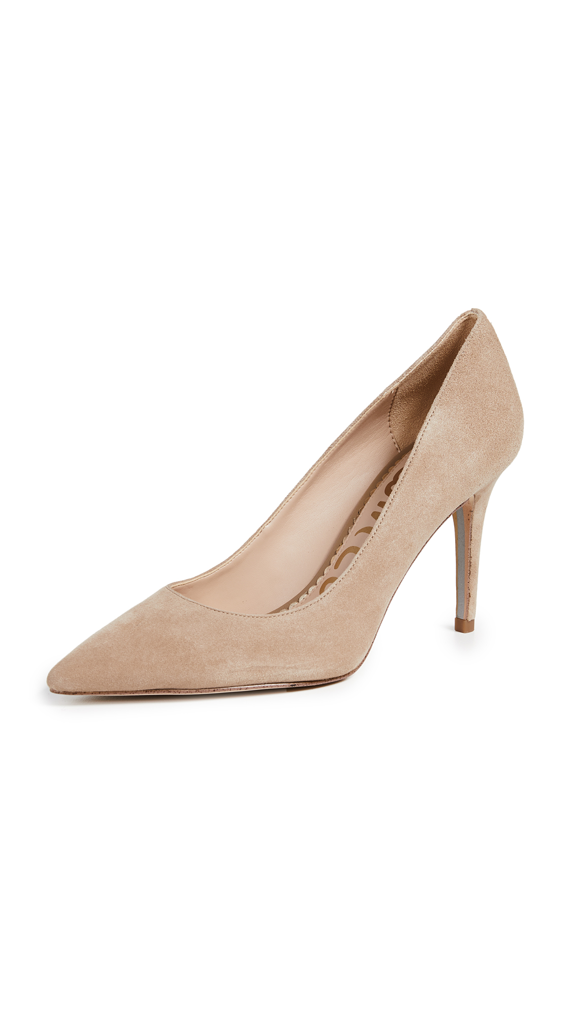 Sam Edelman Margie Pumps - Oatmeal