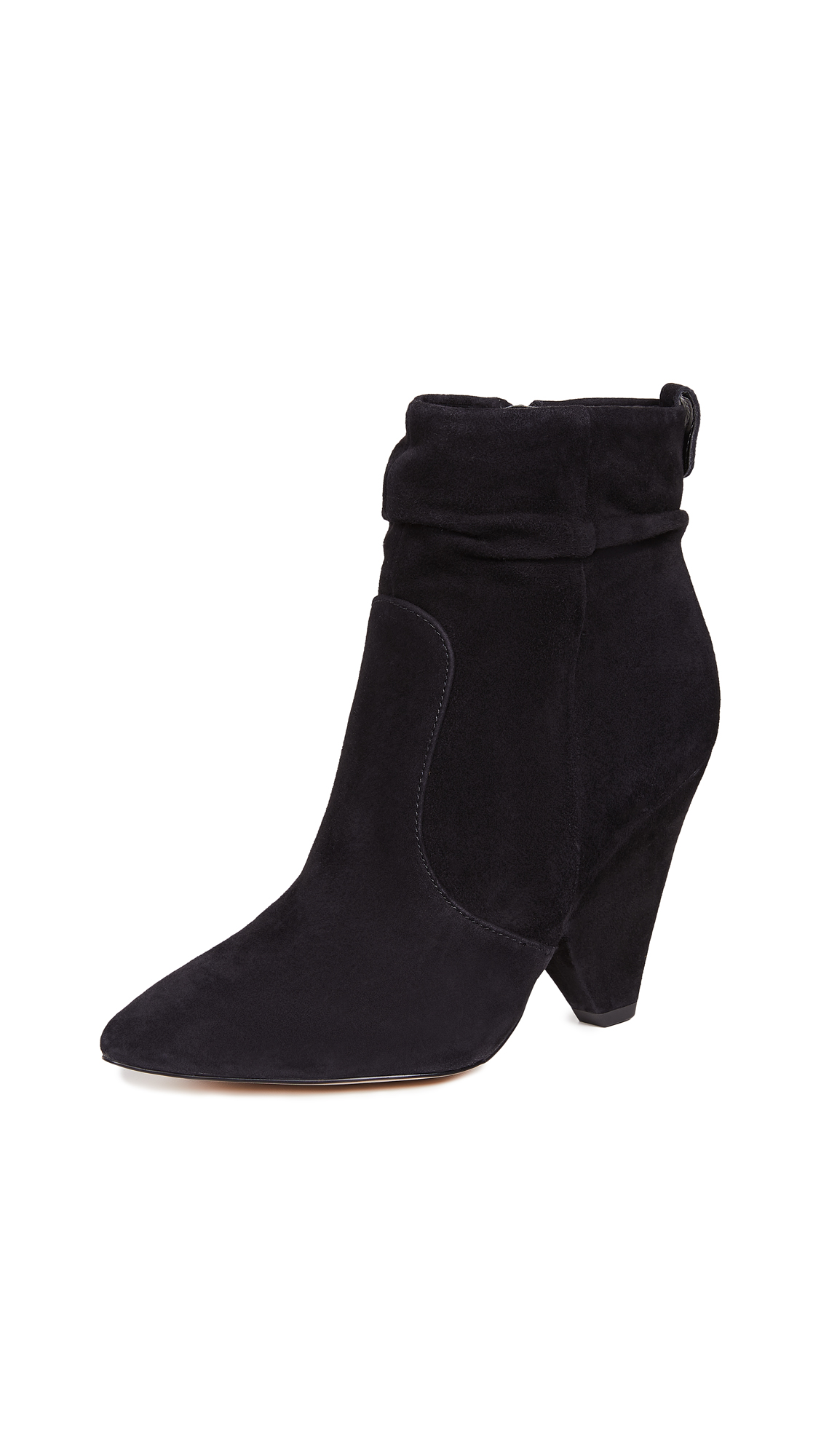 Sam Edelman Roden Slouch Suede Boots
