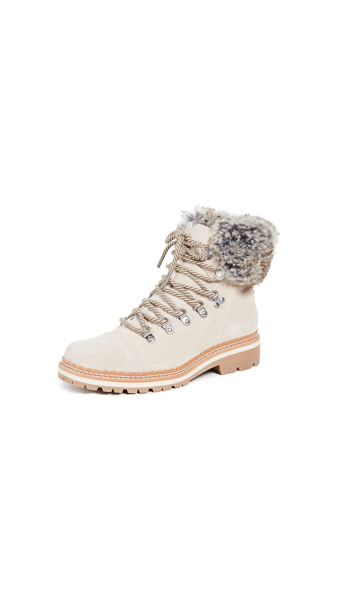 Sam Edelman Bowen Boots - Bistro/Grey Multi