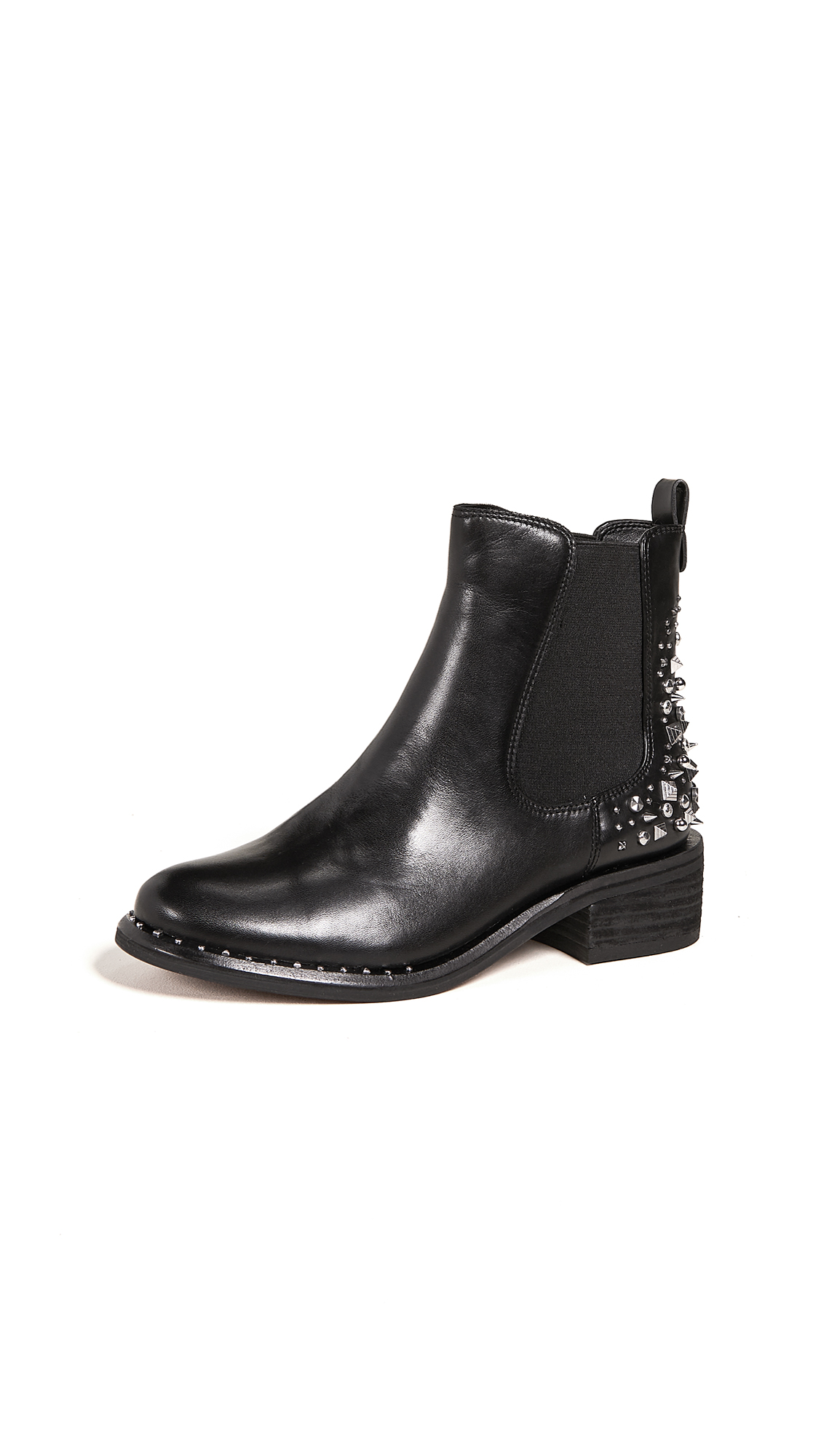 Sam Edelman Dover Chelsea Boots - Black
