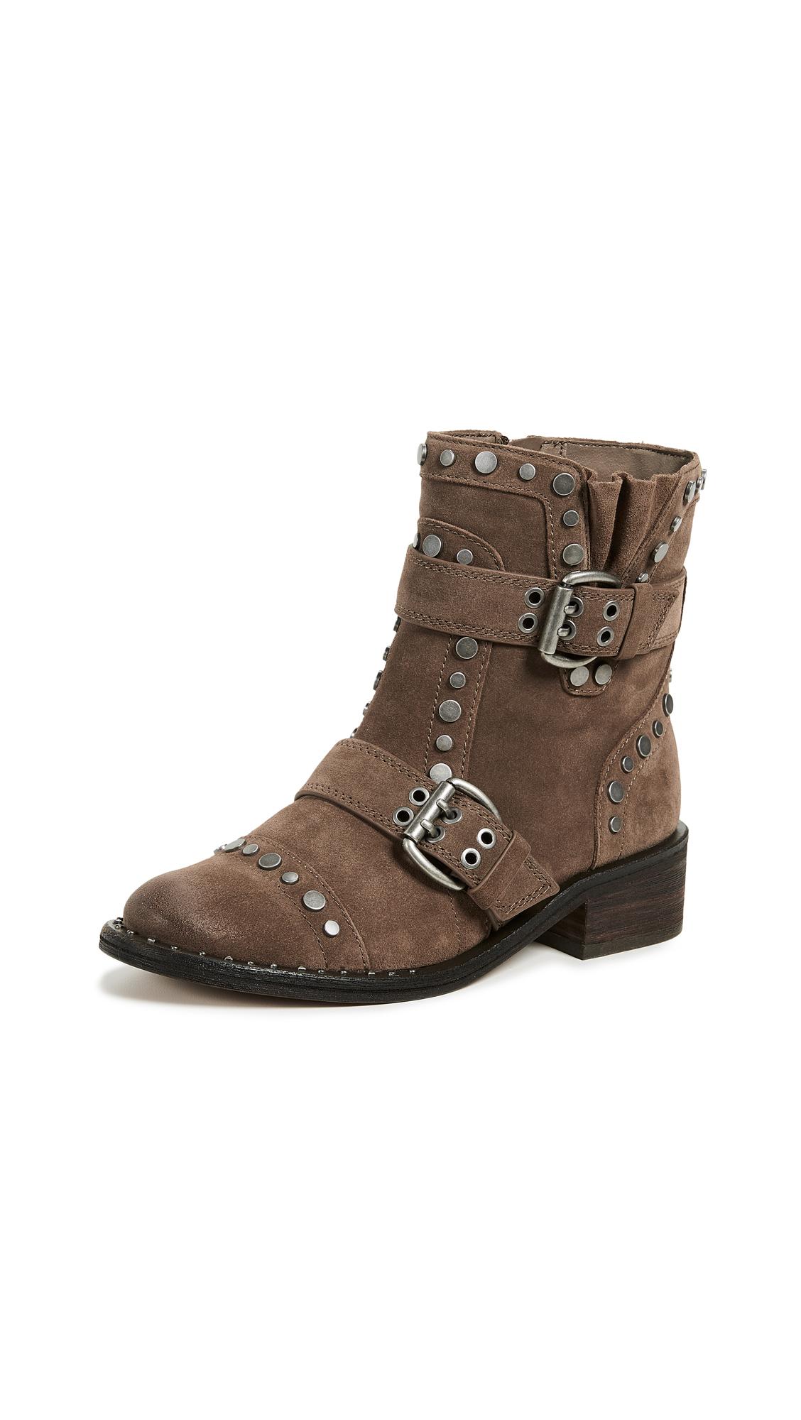 Sam Edelman Drea Boots - Dark Taupe