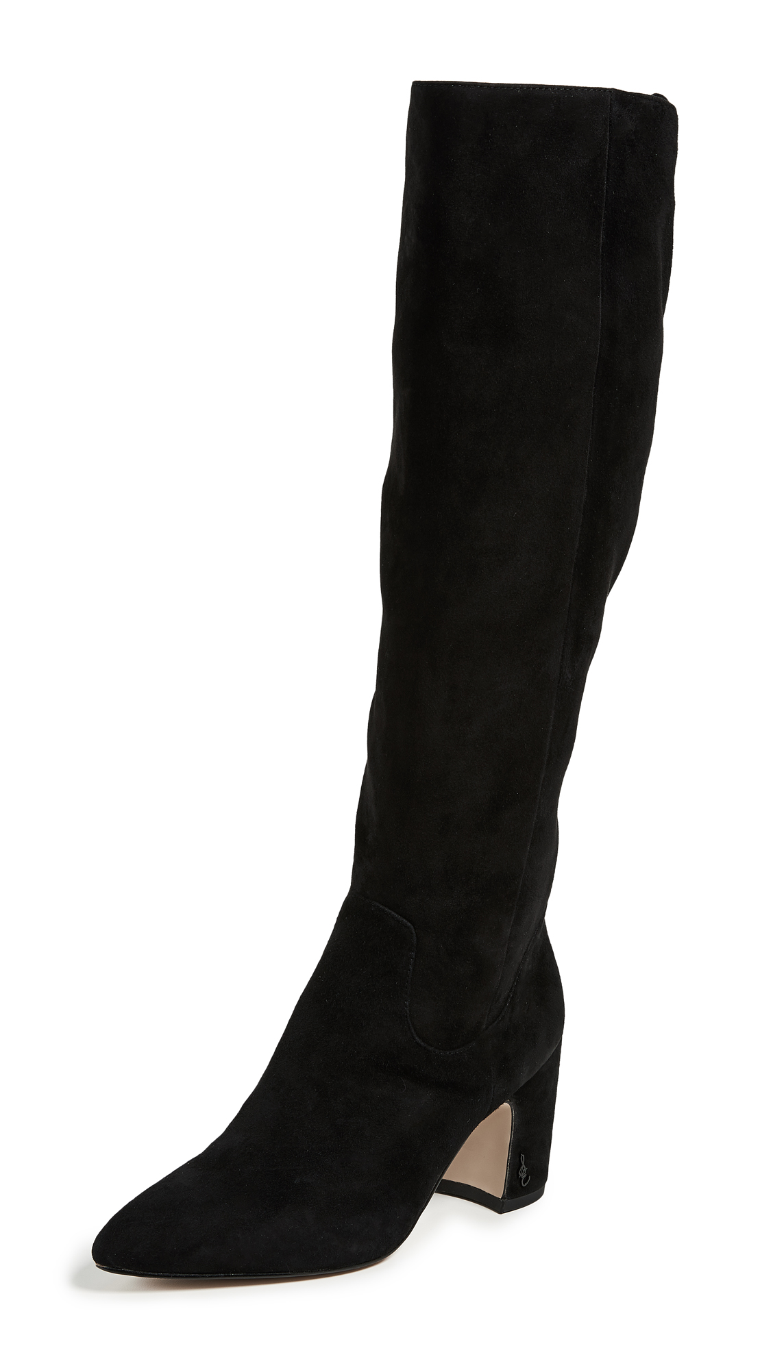 Sam Edelman Hai Tall Boots - Black