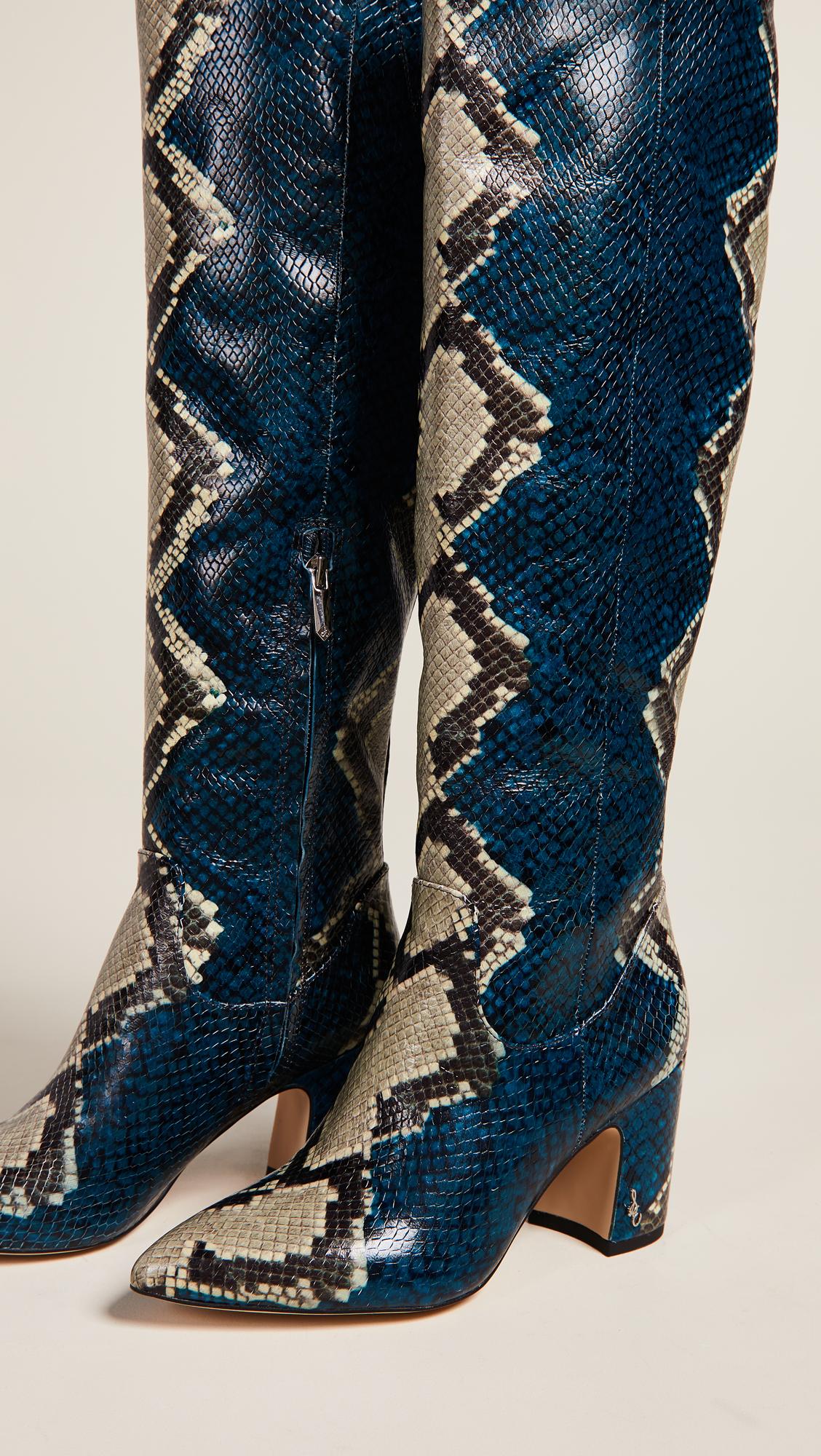 38e84198447 Sam Edelman Hai Tall Boots
