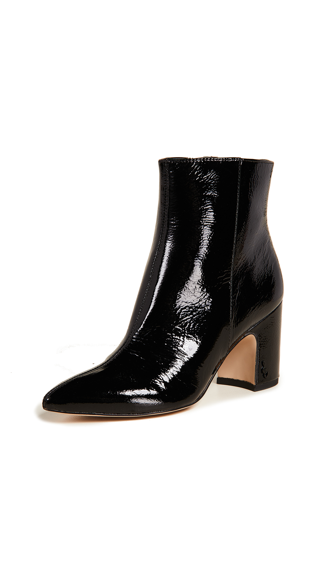 Sam Edelman Hilty Booties - Black