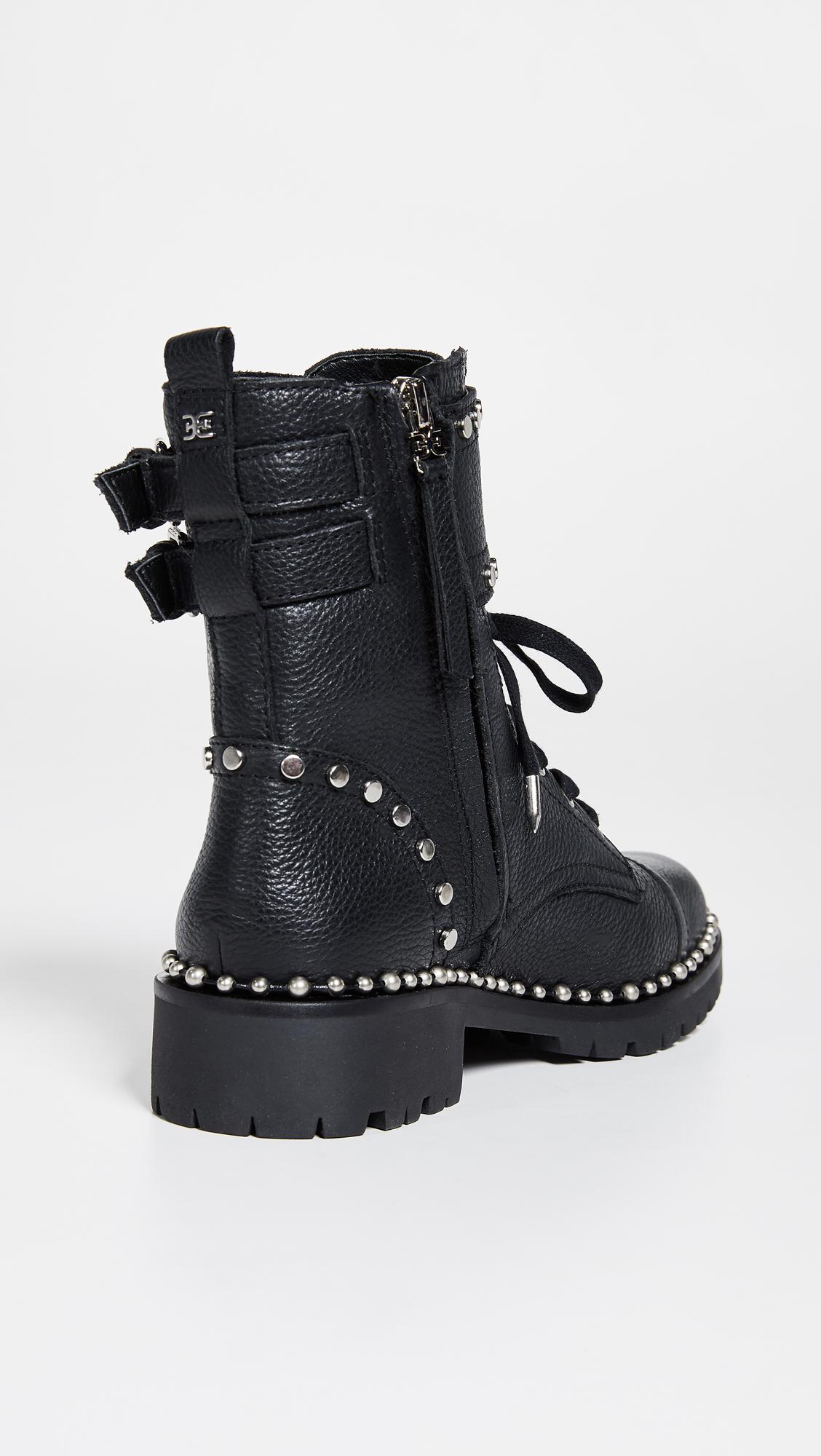 bb5030a3a898ab Sam Edelman Jennifer Moto Boots