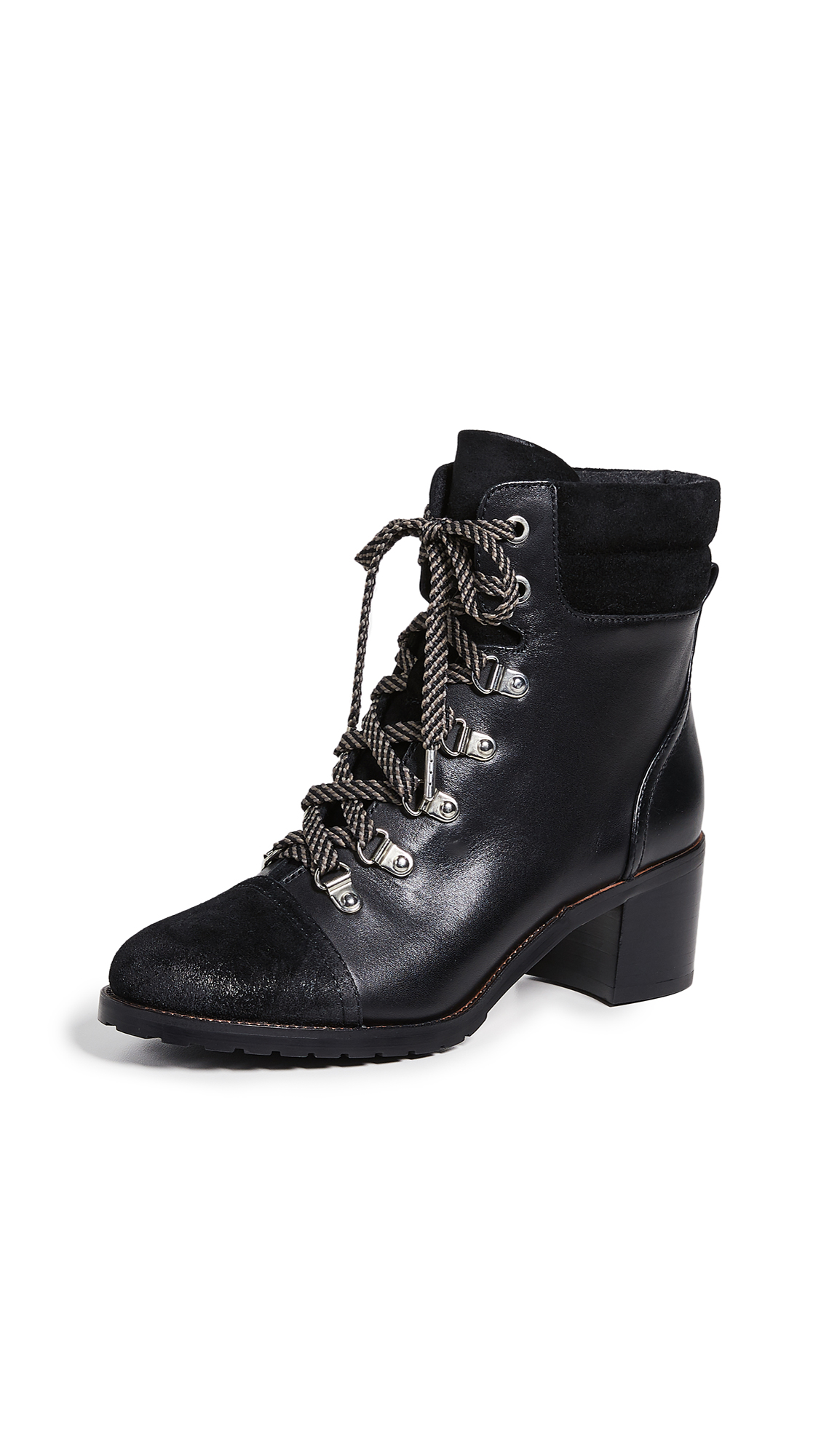 Sam Edelman Manchester Booties - Black