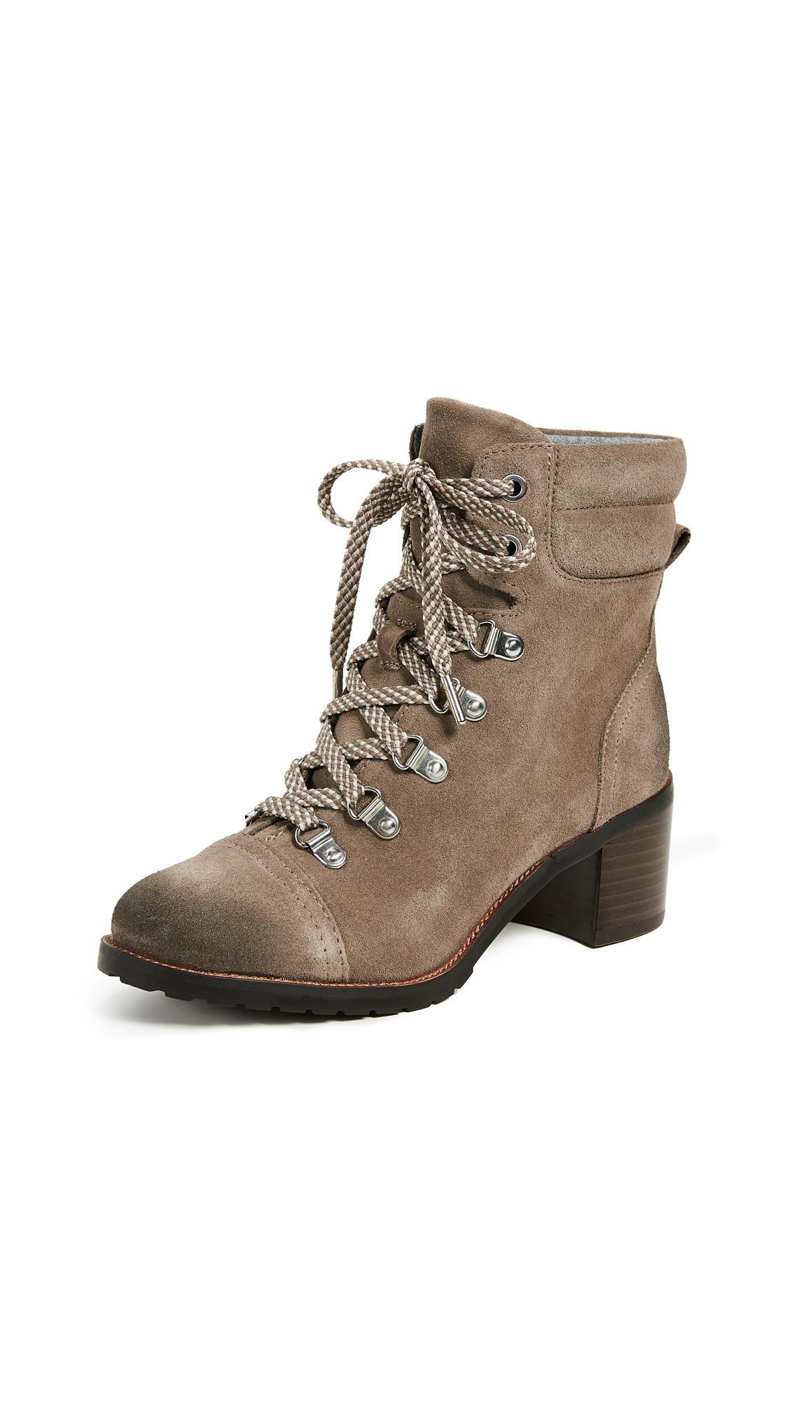Sam Edelman Manchester Boots - Flint Grey