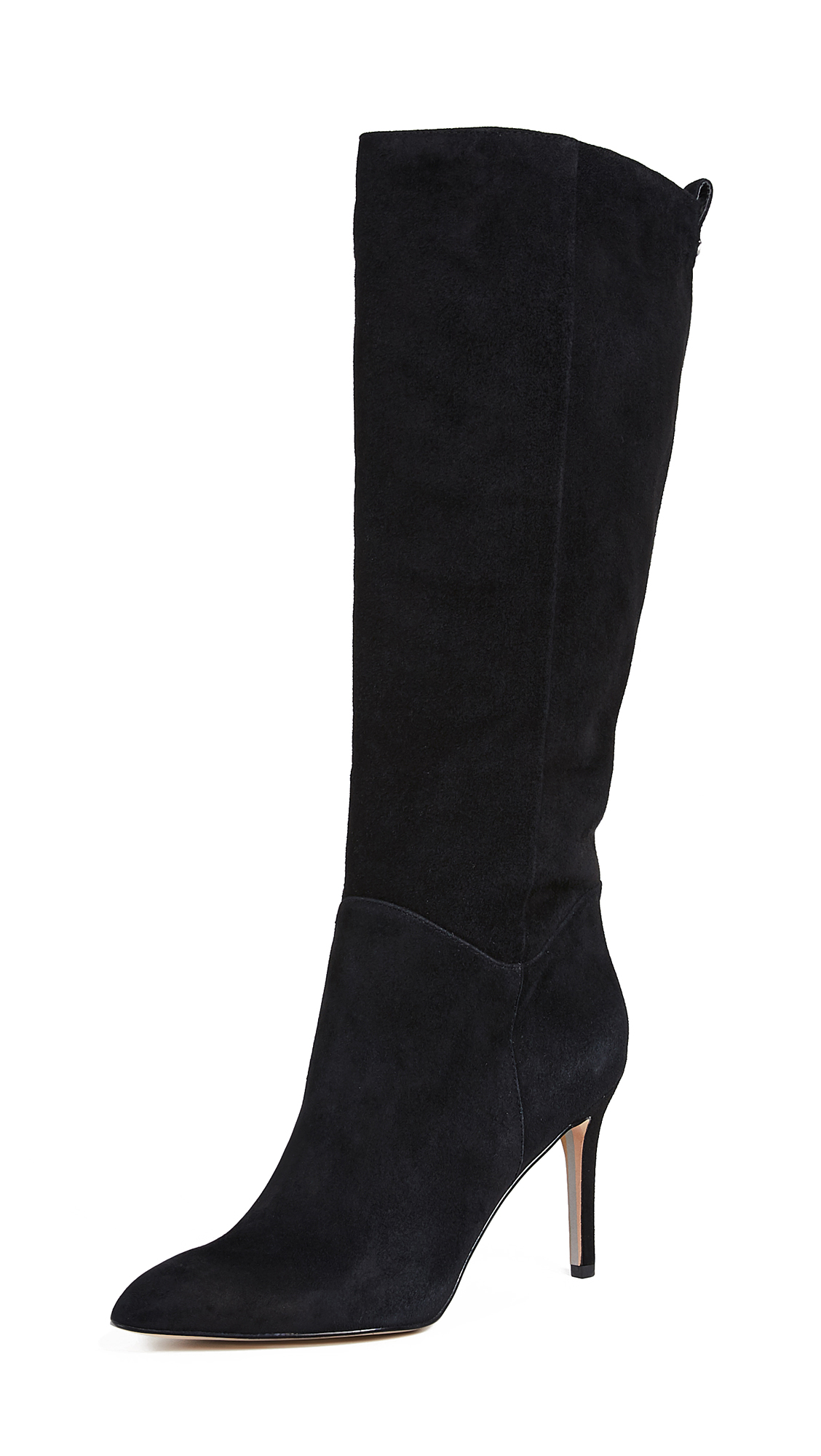 Sam Edelman Olen Tall Boots - Black