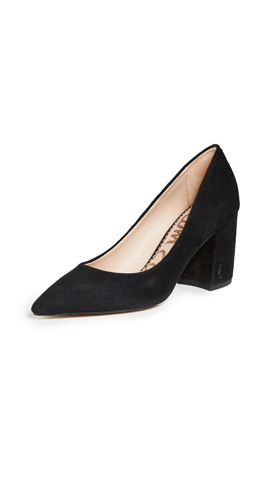 Sam Edelman Tatiana Pumps - Black