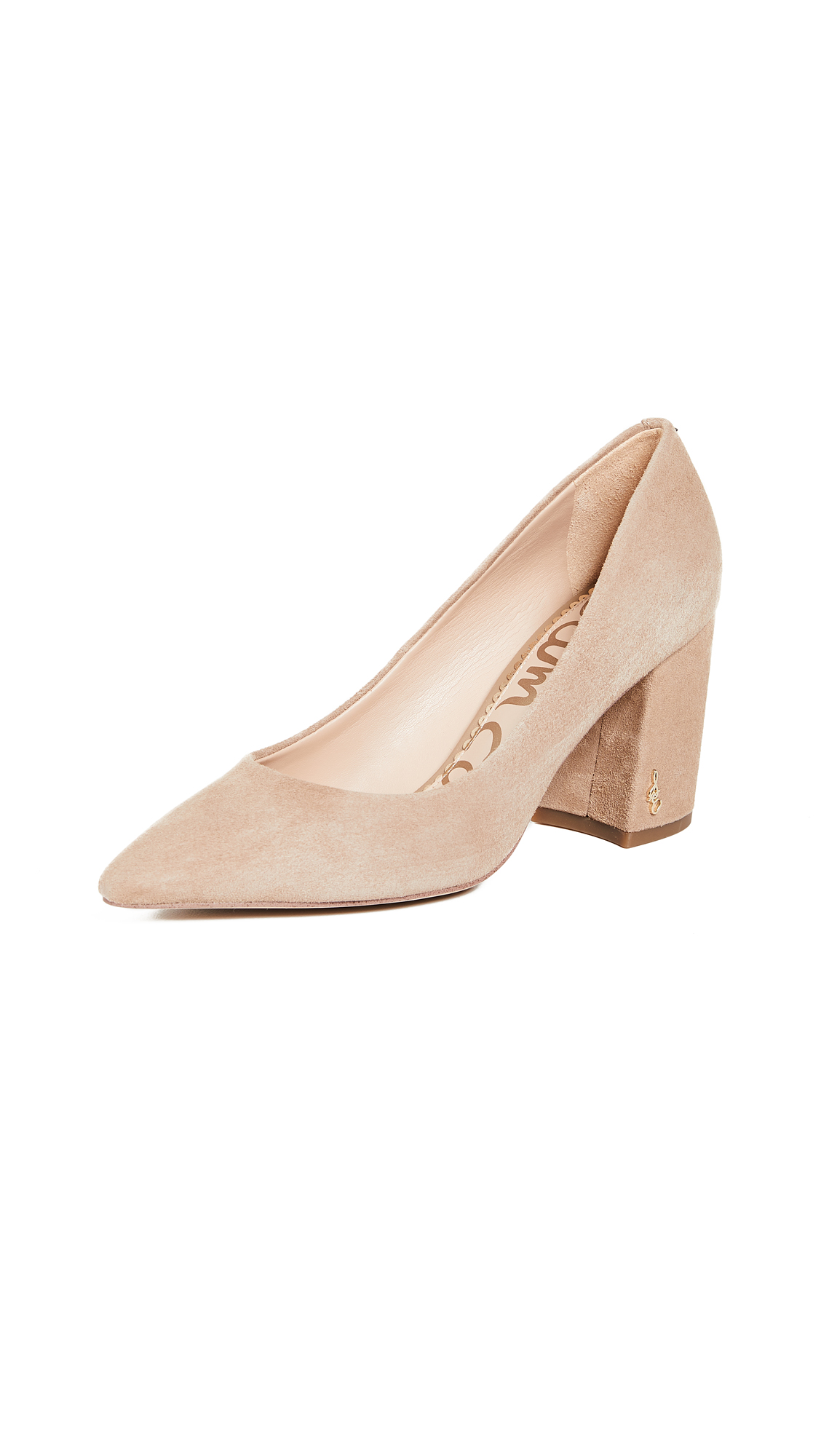 Sam Edelman Tatiana Pumps - Oatmeal