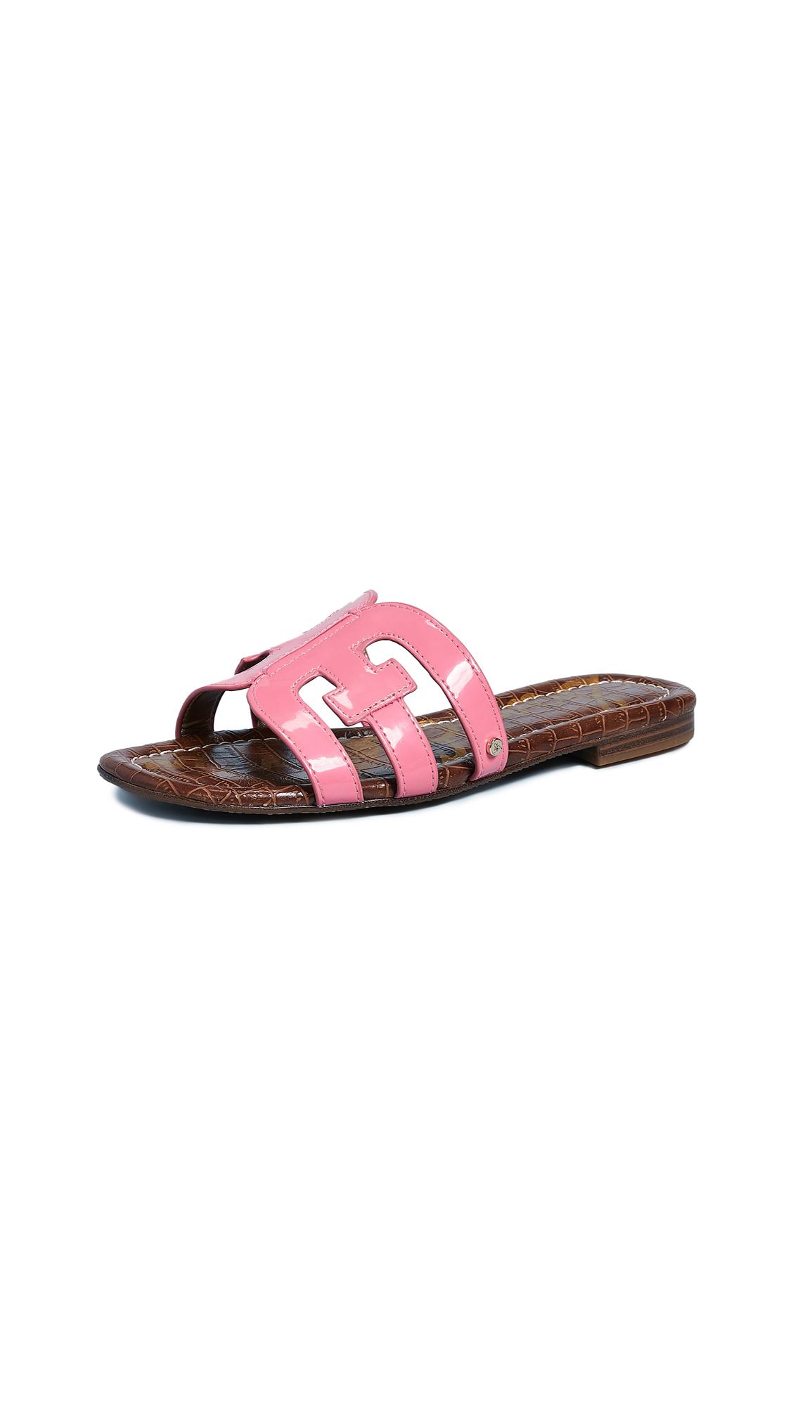 Sam Edelman Bay Slides - Sugar Pink