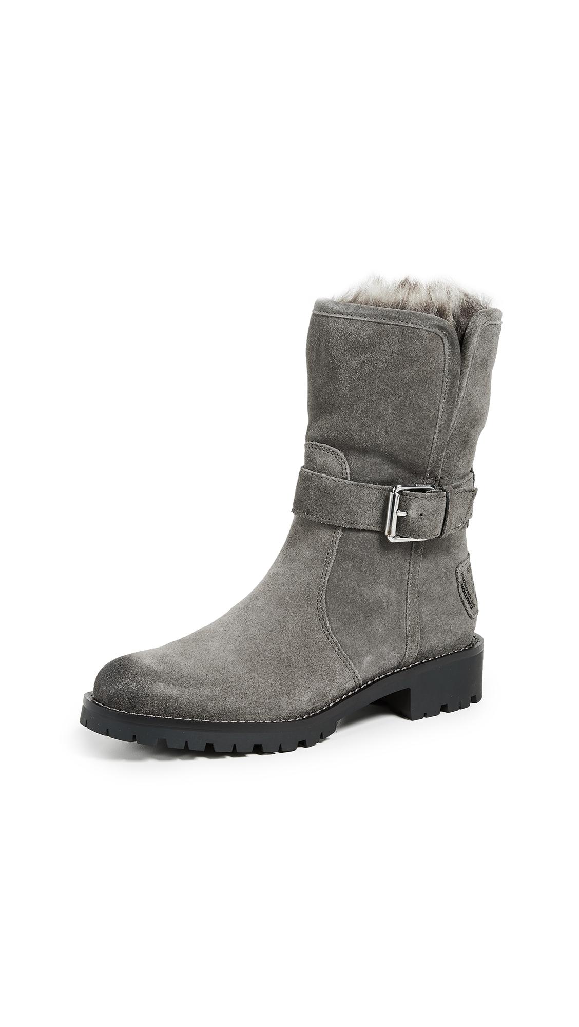 Sam Edelman Jeanie Boots - Dark Grey