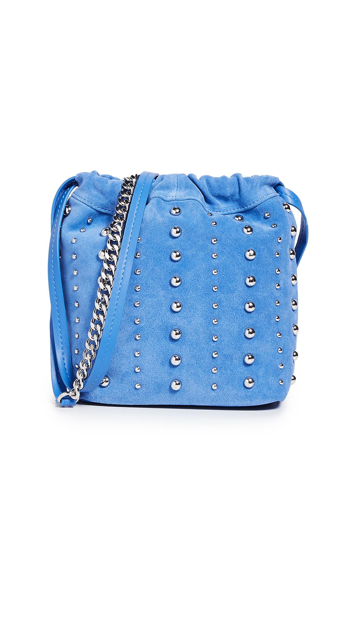 Sam Edelman Saville Mini Cinch Crossbody Bag - Horizon Blue