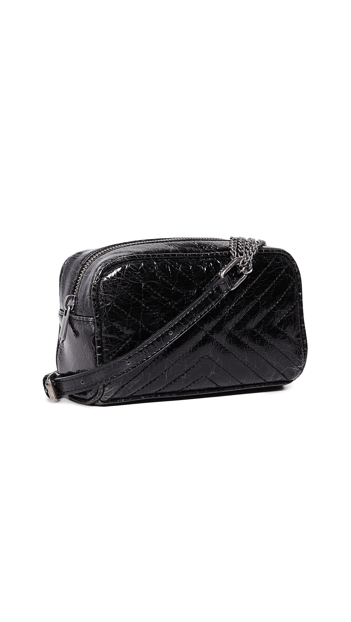 Sam Edelman Baker Camera Belt Bag - Black