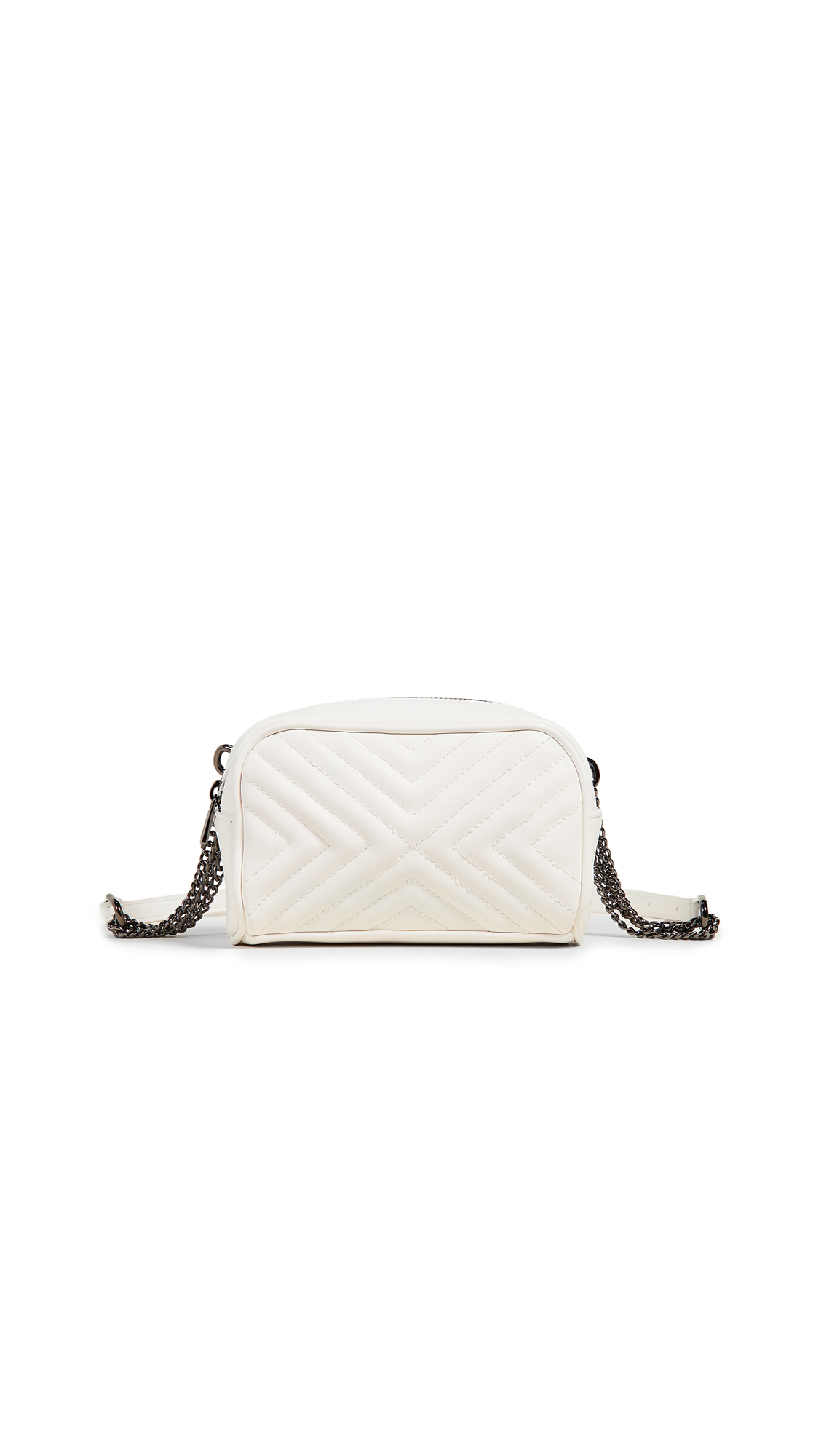 Sam Edelman Baker Camera Belt Bag - White