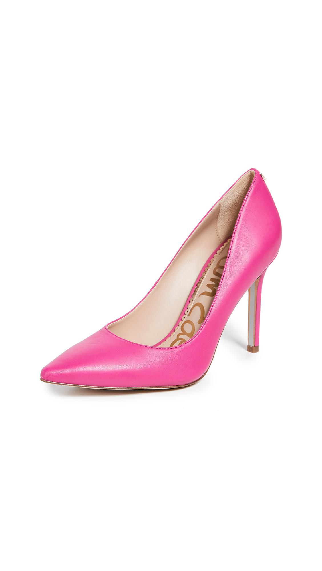 Sam Edelman Hazel Pumps - Pink Peony
