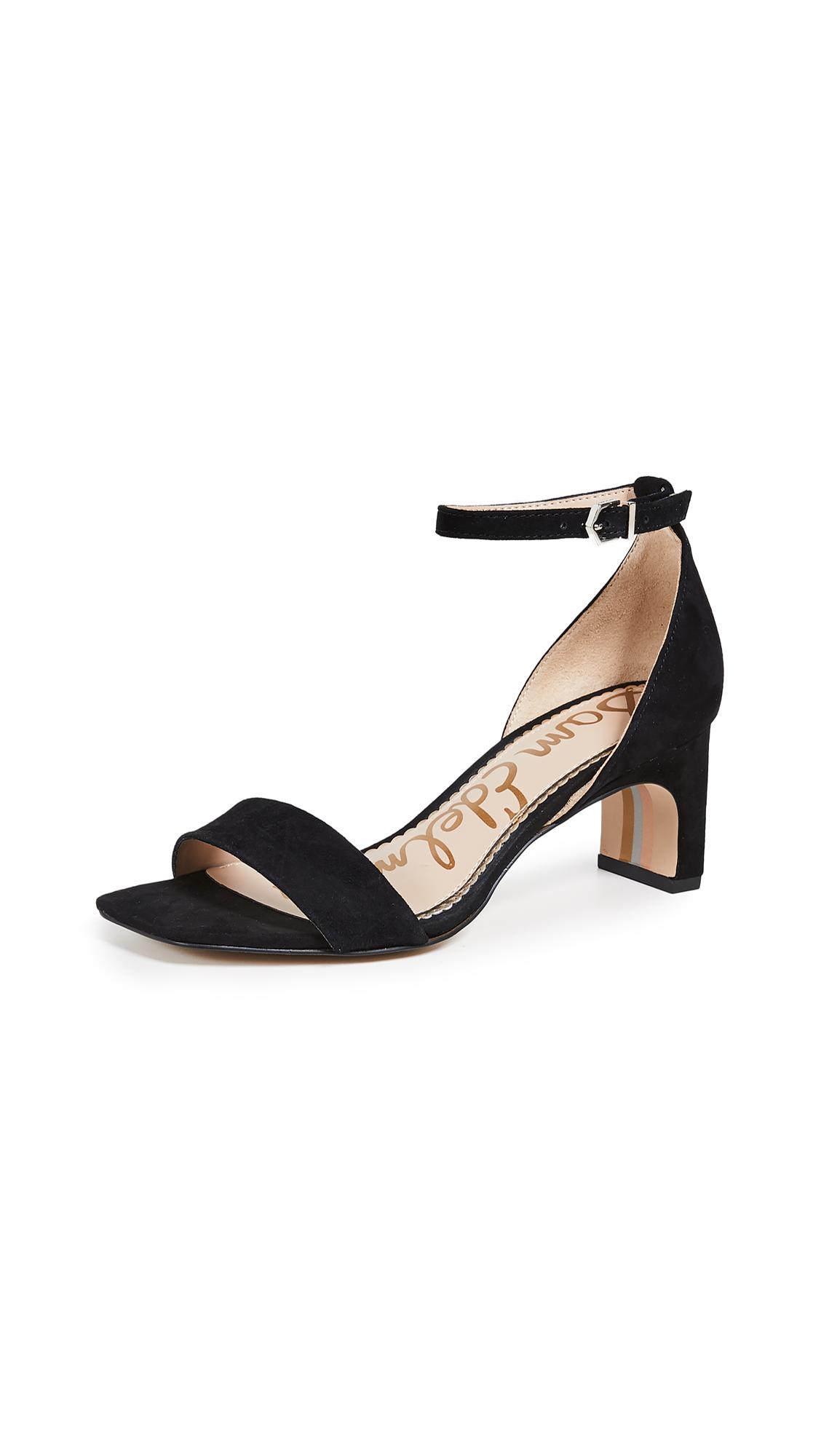 Sam Edelman Holmes Sandals - Black