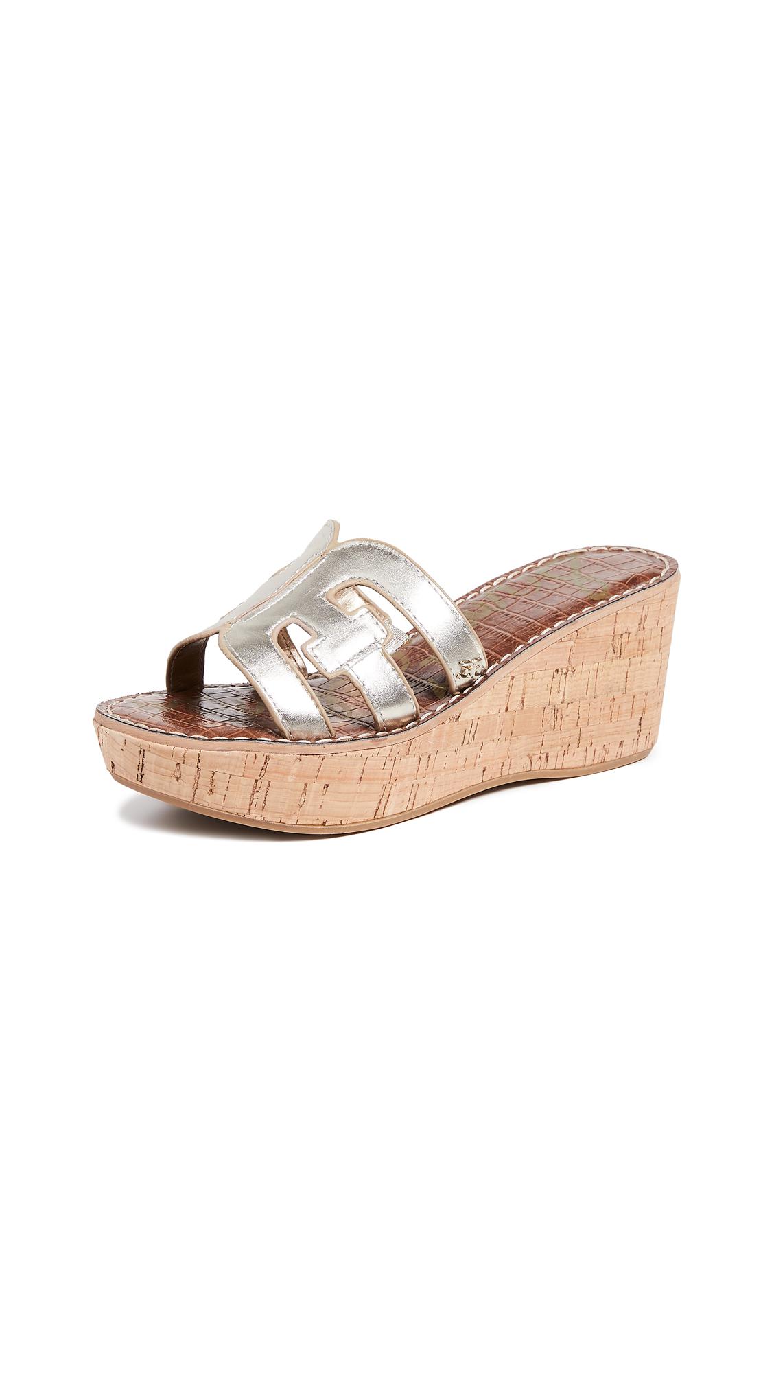 Sam Edelman Regis Wedge Sandals