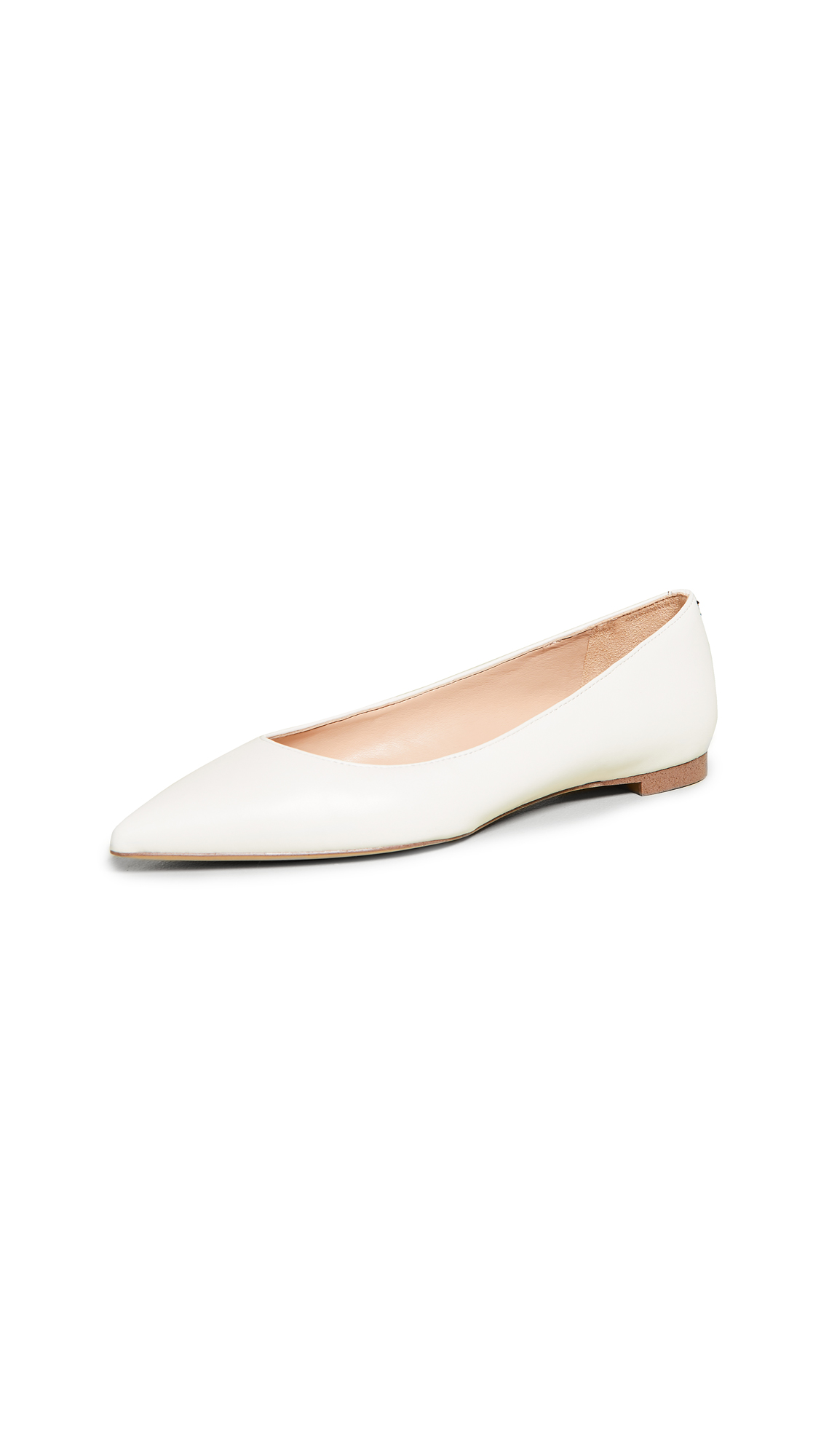 Sam Edelman Sally Flats - Bright White