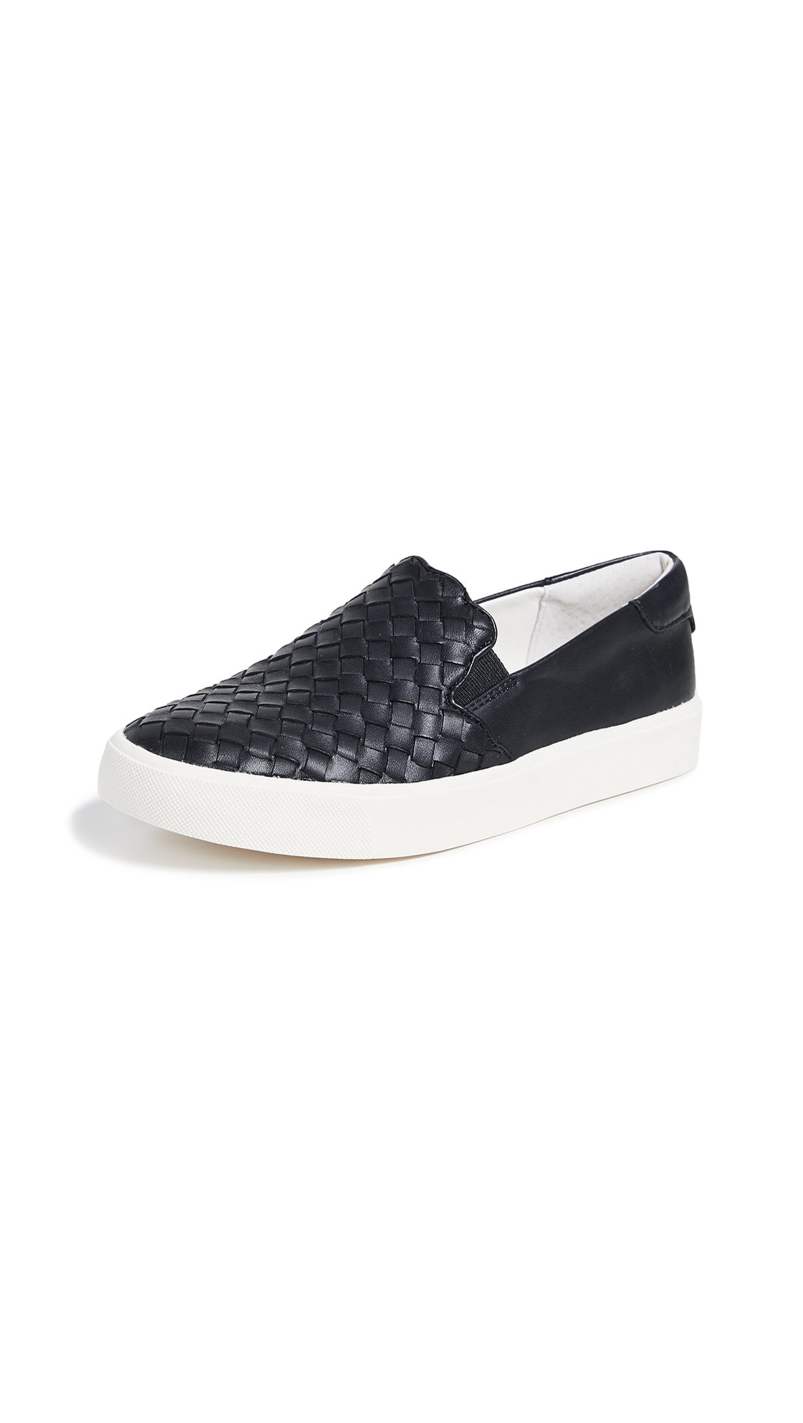 Sam Edelman Eda Slip On Sneakers - Black