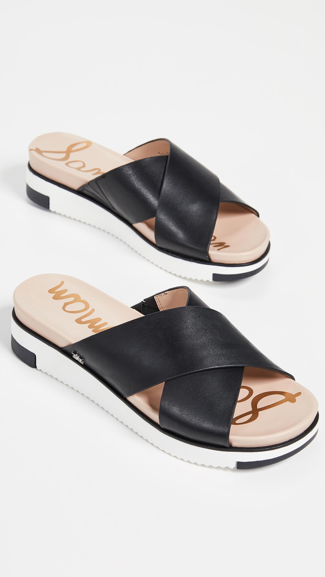 6933b8fd5 Sam Edelman Audrea Slide Sandals