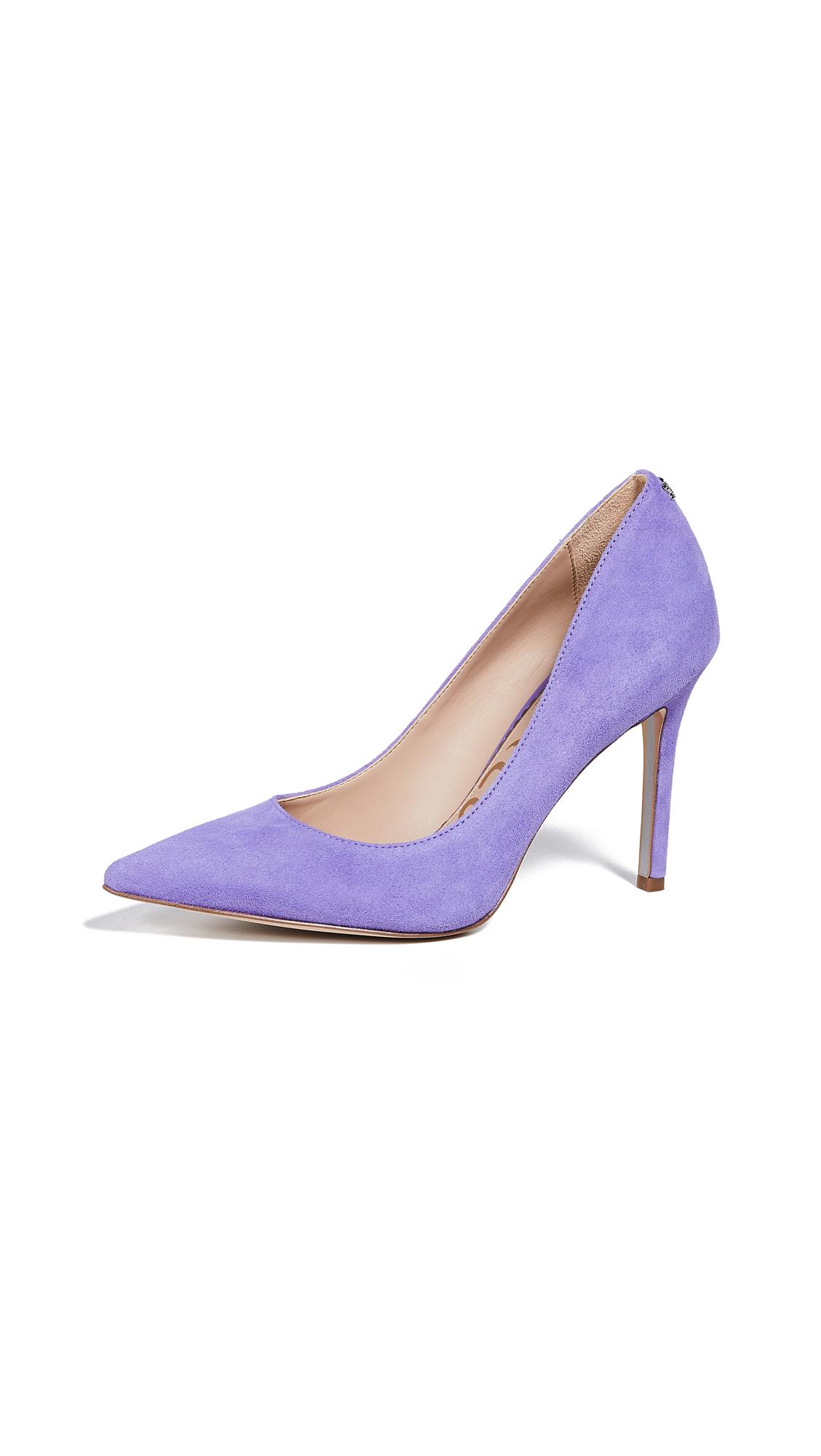 Sam Edelman Hazel Pumps - Wild Lavender
