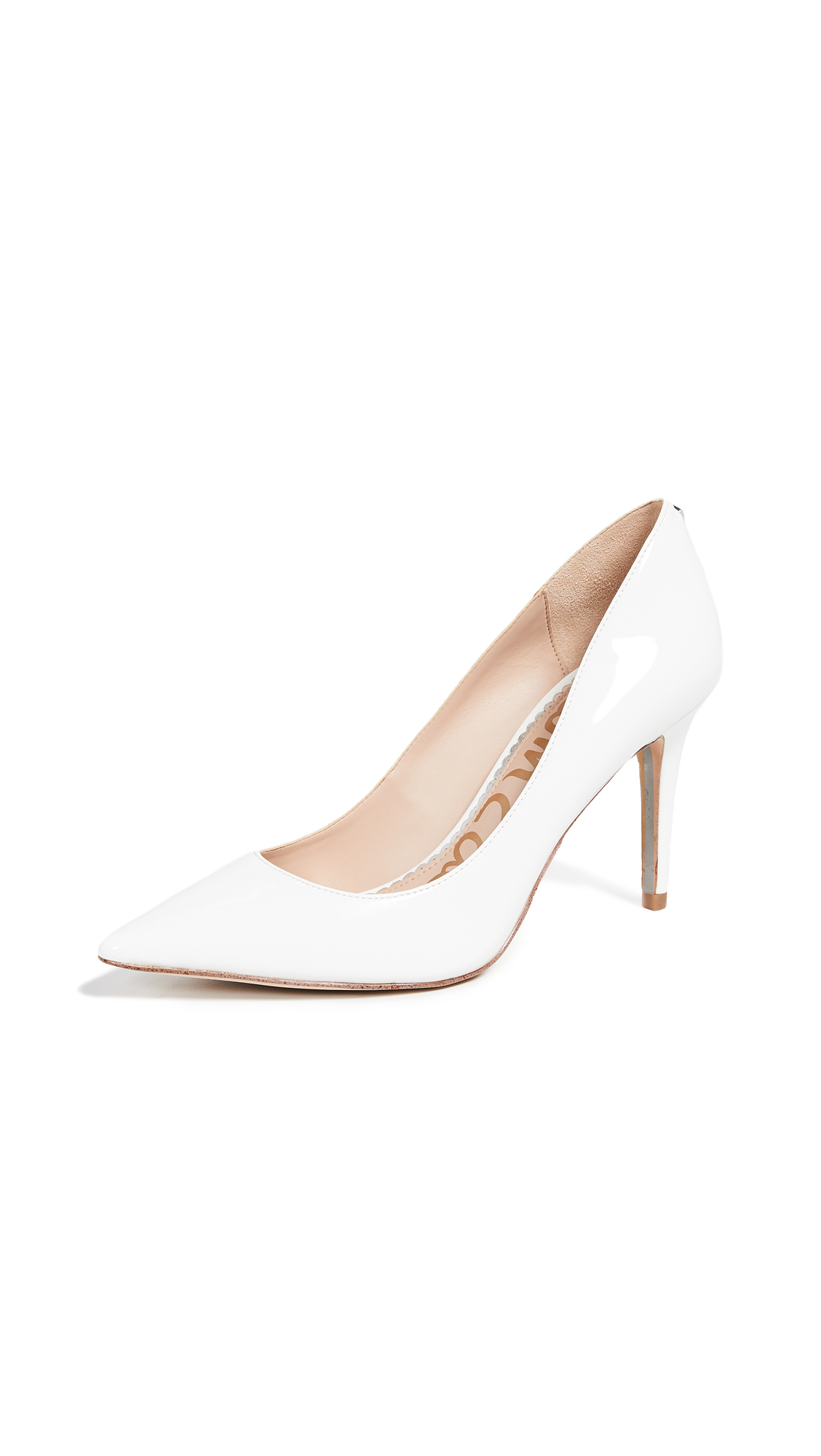 Sam Edelman Margie Pumps - Bright White